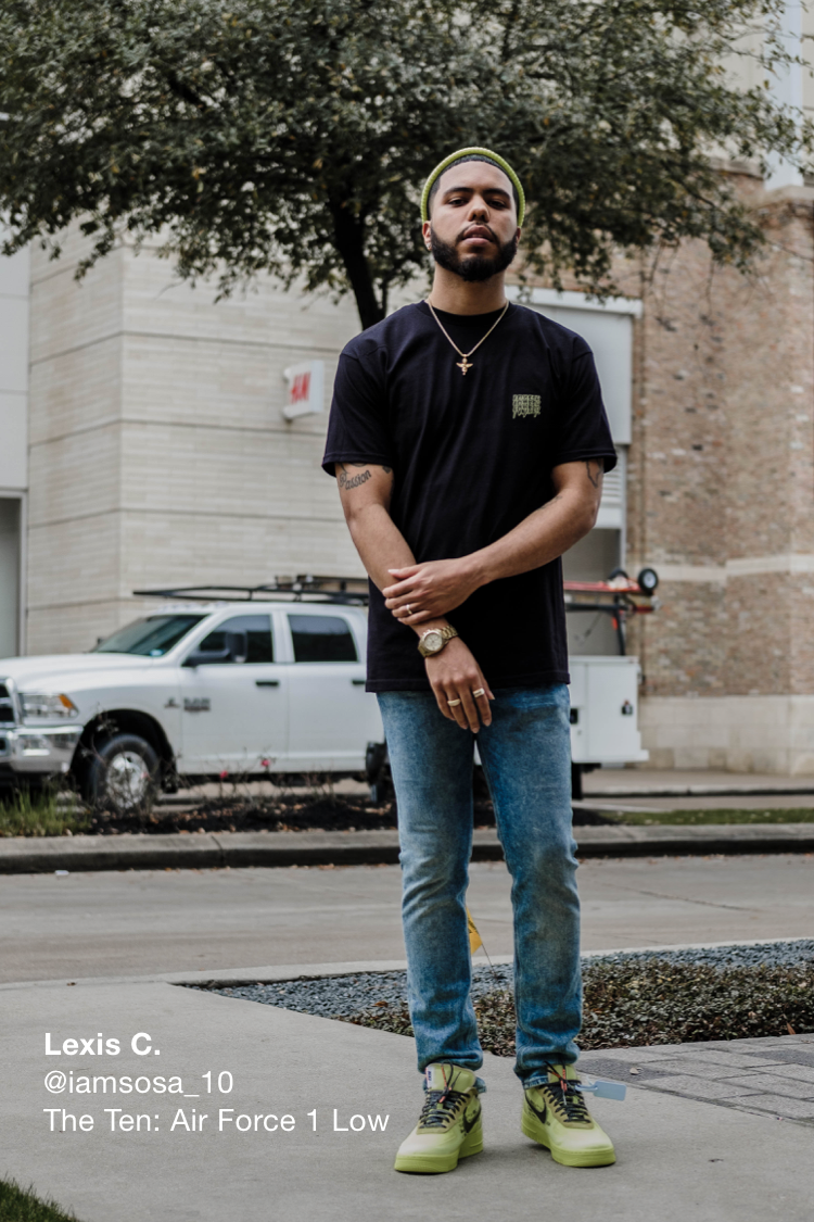 Street SNKRS: Houston