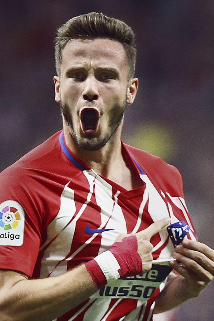 Uniforme Atlético Madrid 2017/18 Home
