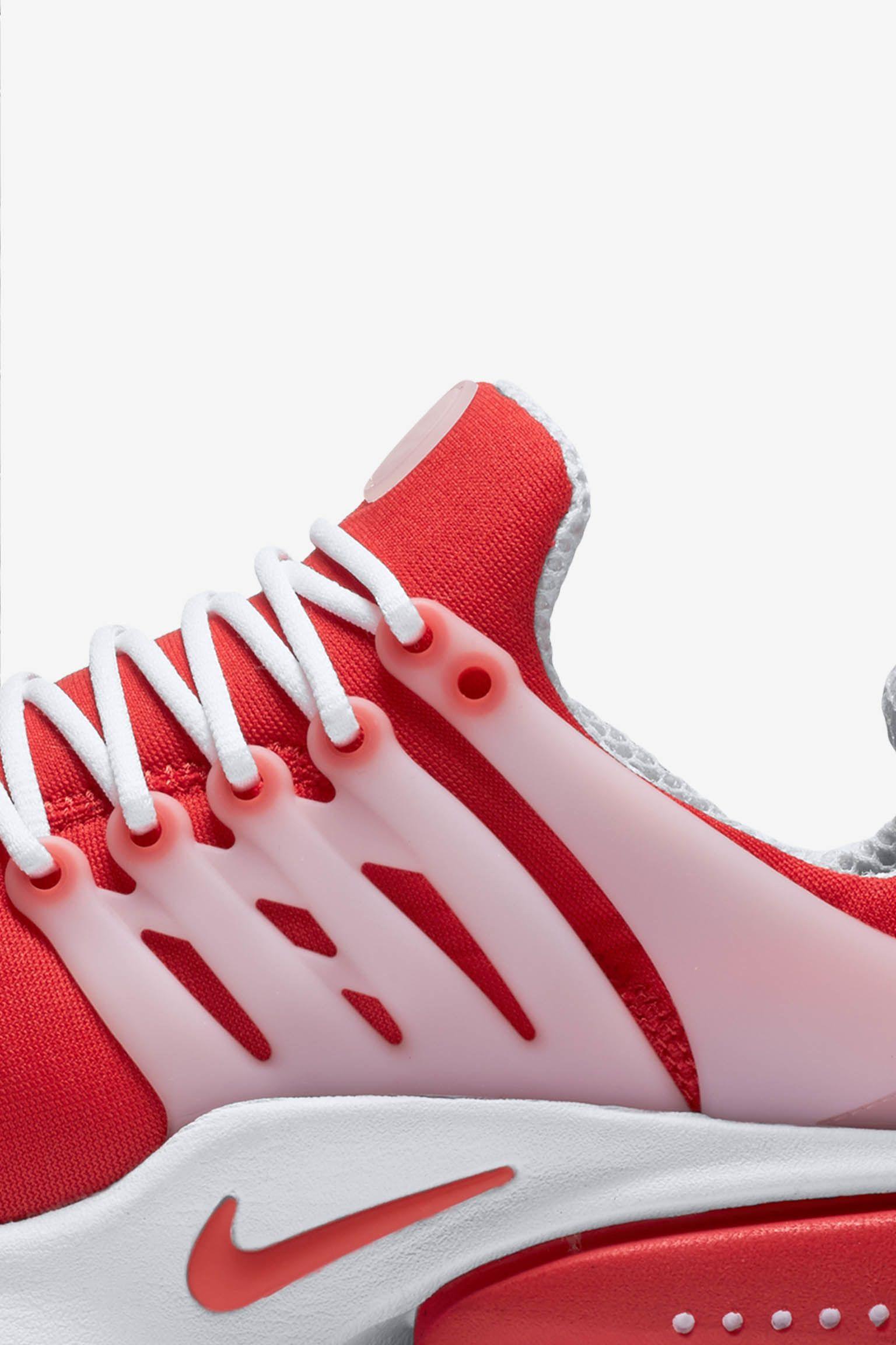 Nike Air Presto 'Comet Red' Release Date