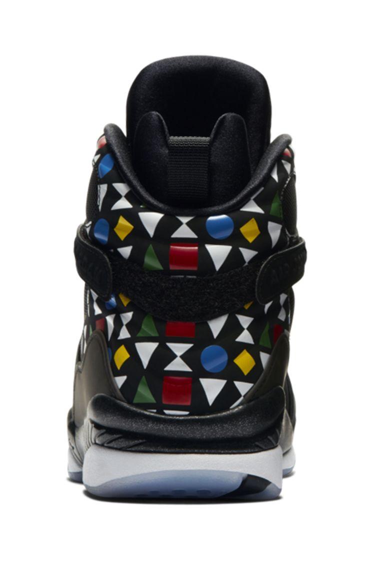 Air Jordan VIII 'Quai 54' Release Date