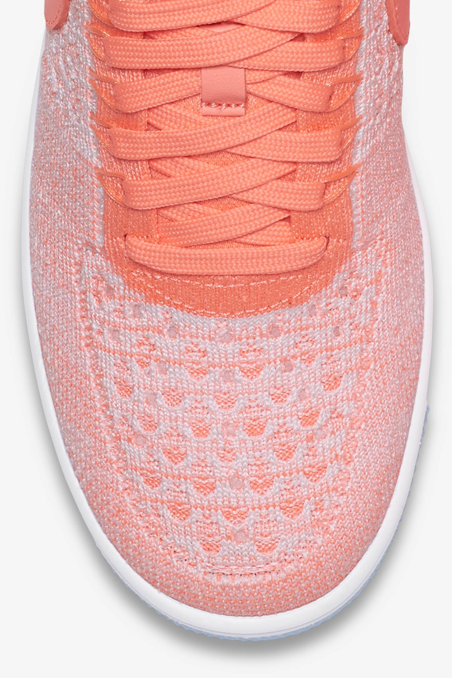 Women's Nike Air Force 1 Ultra Flyknit Low 'Atomic Air' Release Date