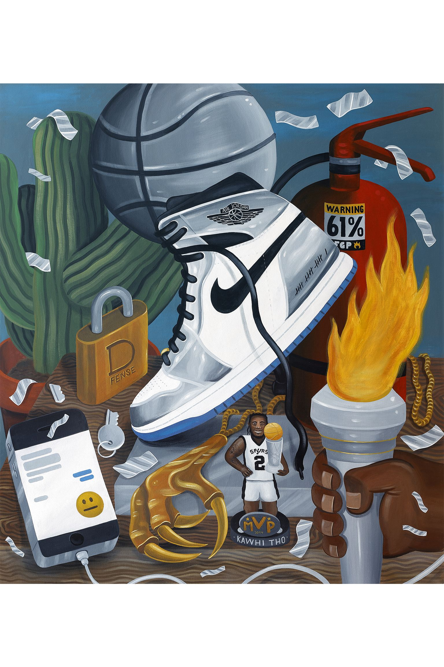 Art of SNKRS: Jordan CT16 Collection