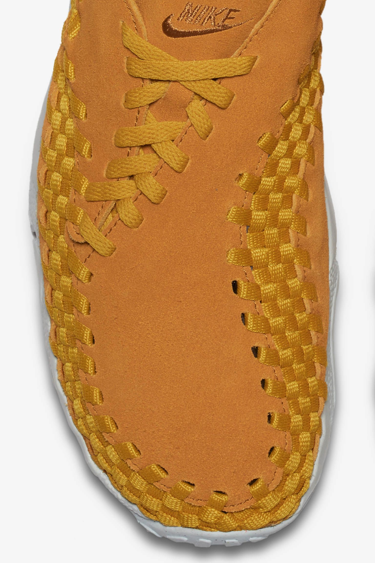Nike Air Footscape NM Woven 'Desert Ochre & Gold Dart'