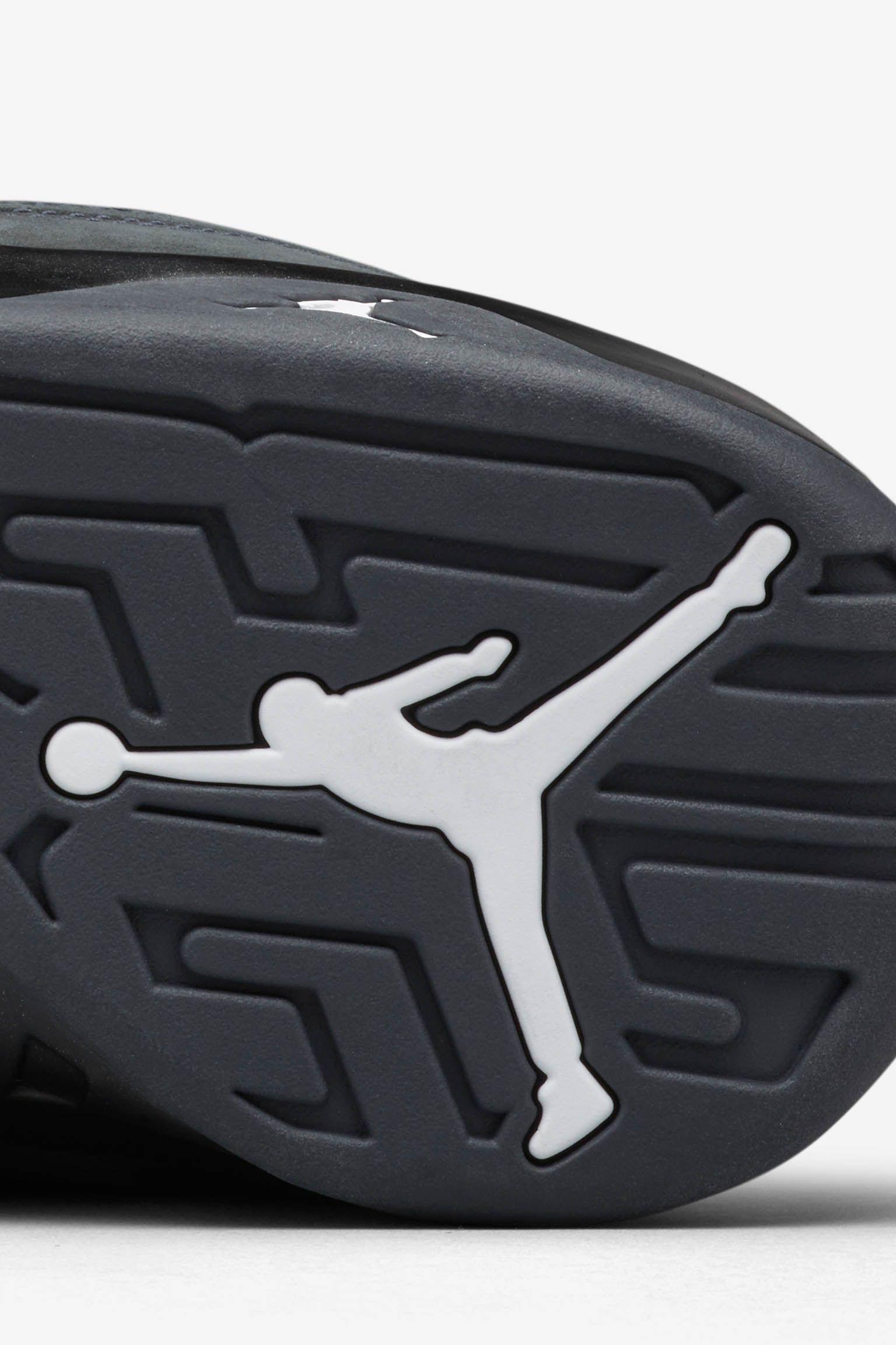 Air Jordan 9 Retro 'Anthracite' Release Date