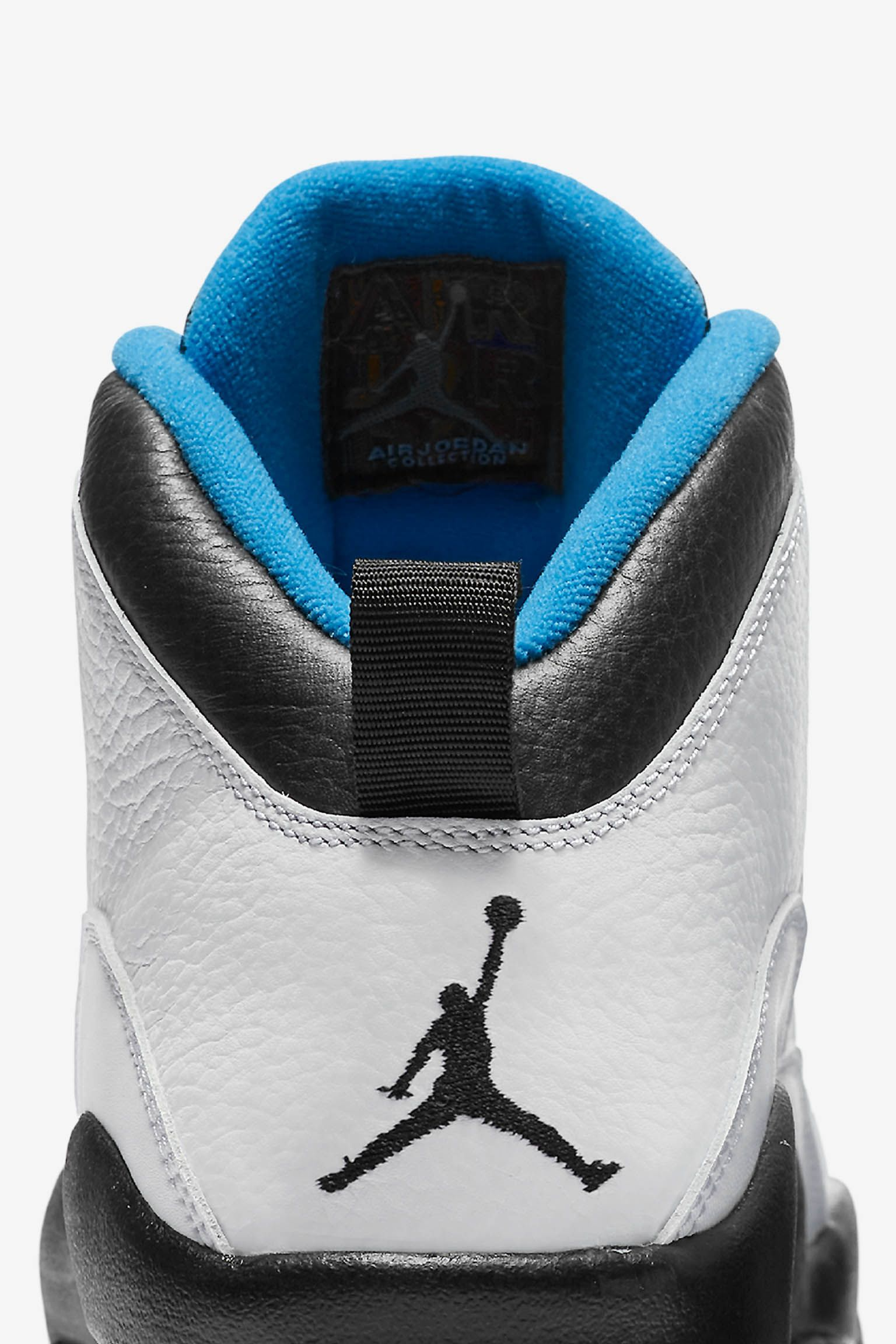 Air Jordan 10 Retro 'Powder Blue'. Release Date