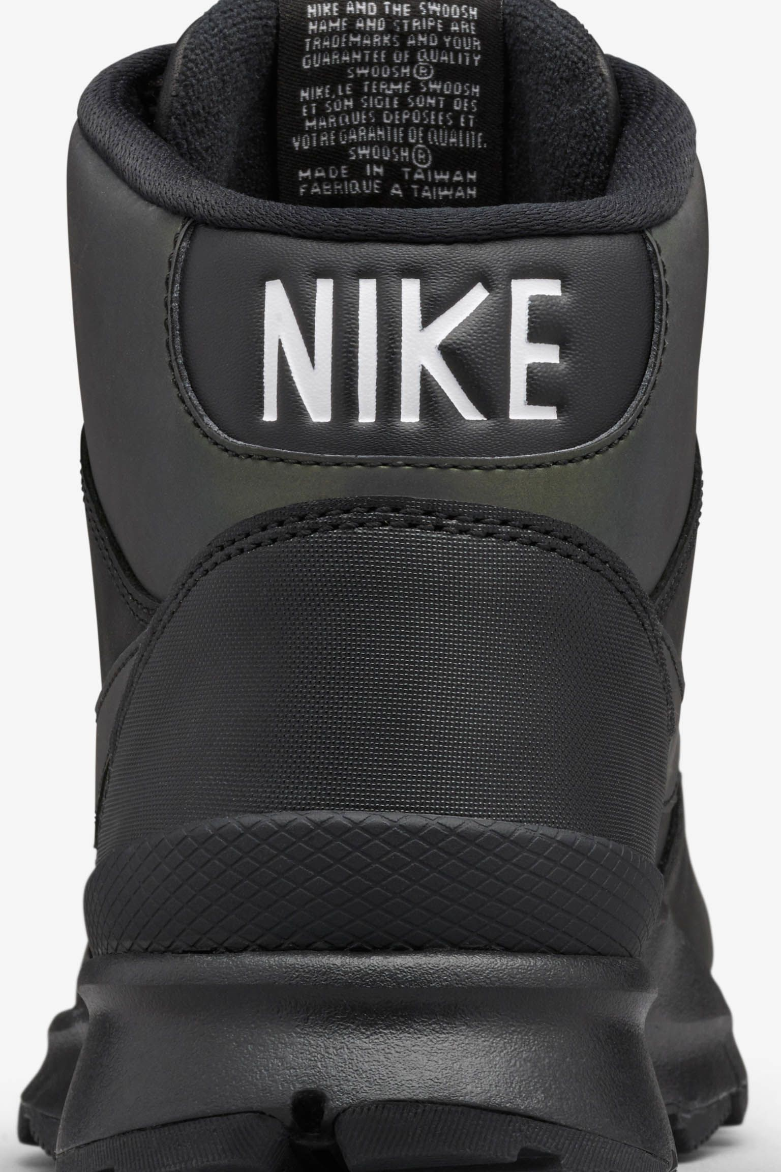 Women's Nike Acorra Sneakerboot 'Black & Reflect'
