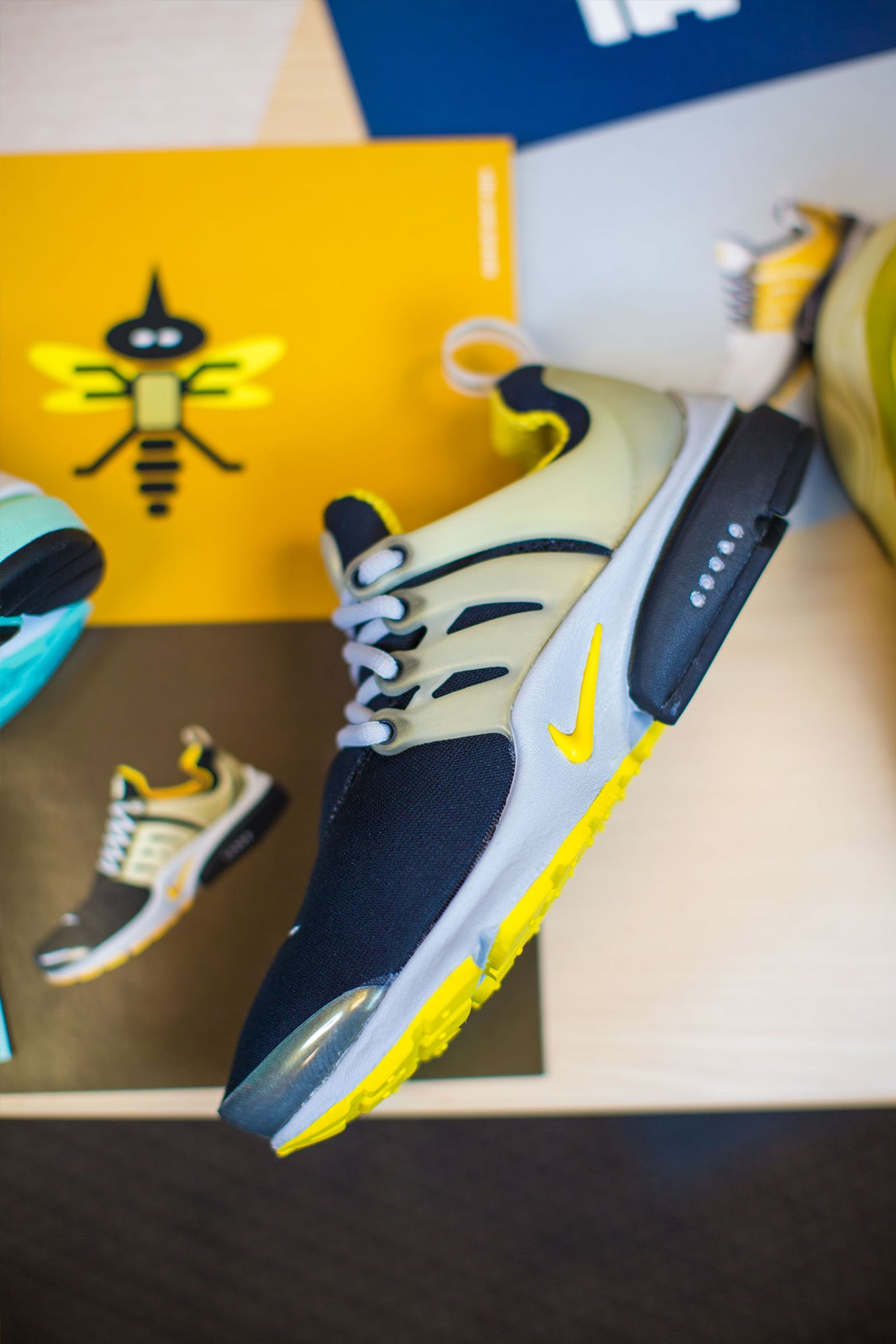 Achter het design: Nike Air Presto