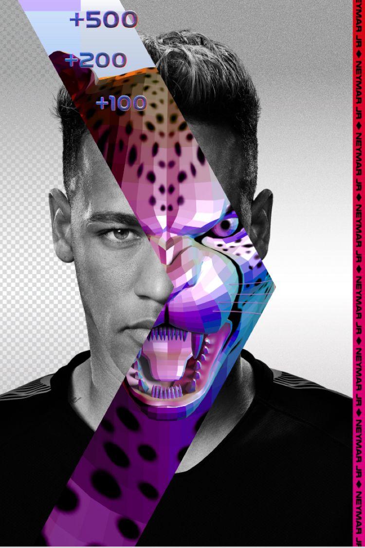 Neymar Silencio