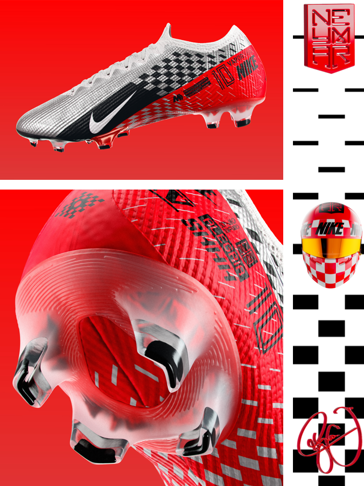 Neymar Jr. Mercurial Vapor 'Speed Freak'