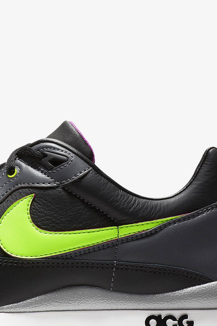 Nike Air Wildwood ACG 'Electric Green & Black & Hyper Violet' Release Date
