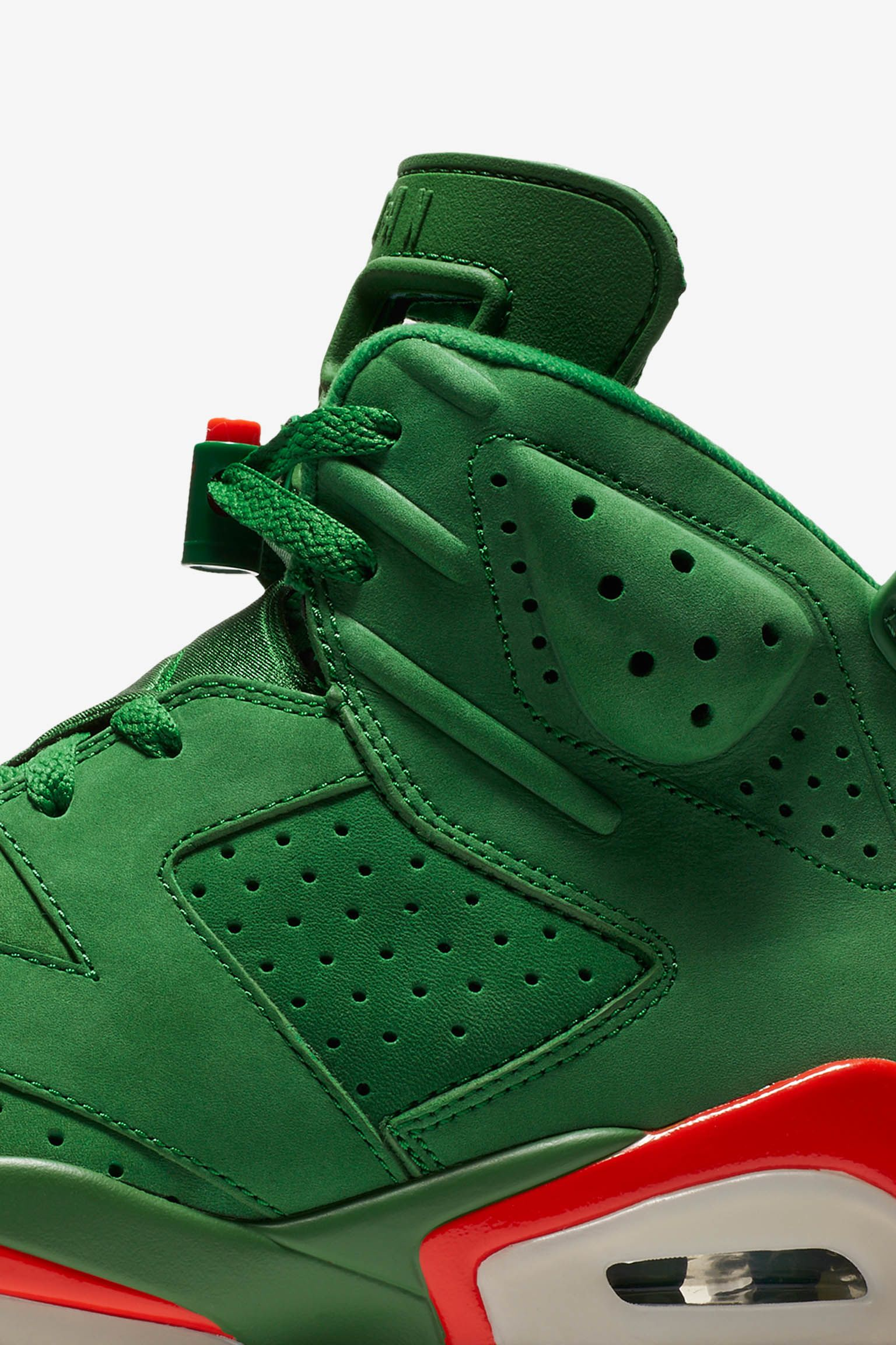 1dfb45fb8d1 Air Jordan 6 Gatorade 'Pine Green' Release Date. Nike+ SNKRS