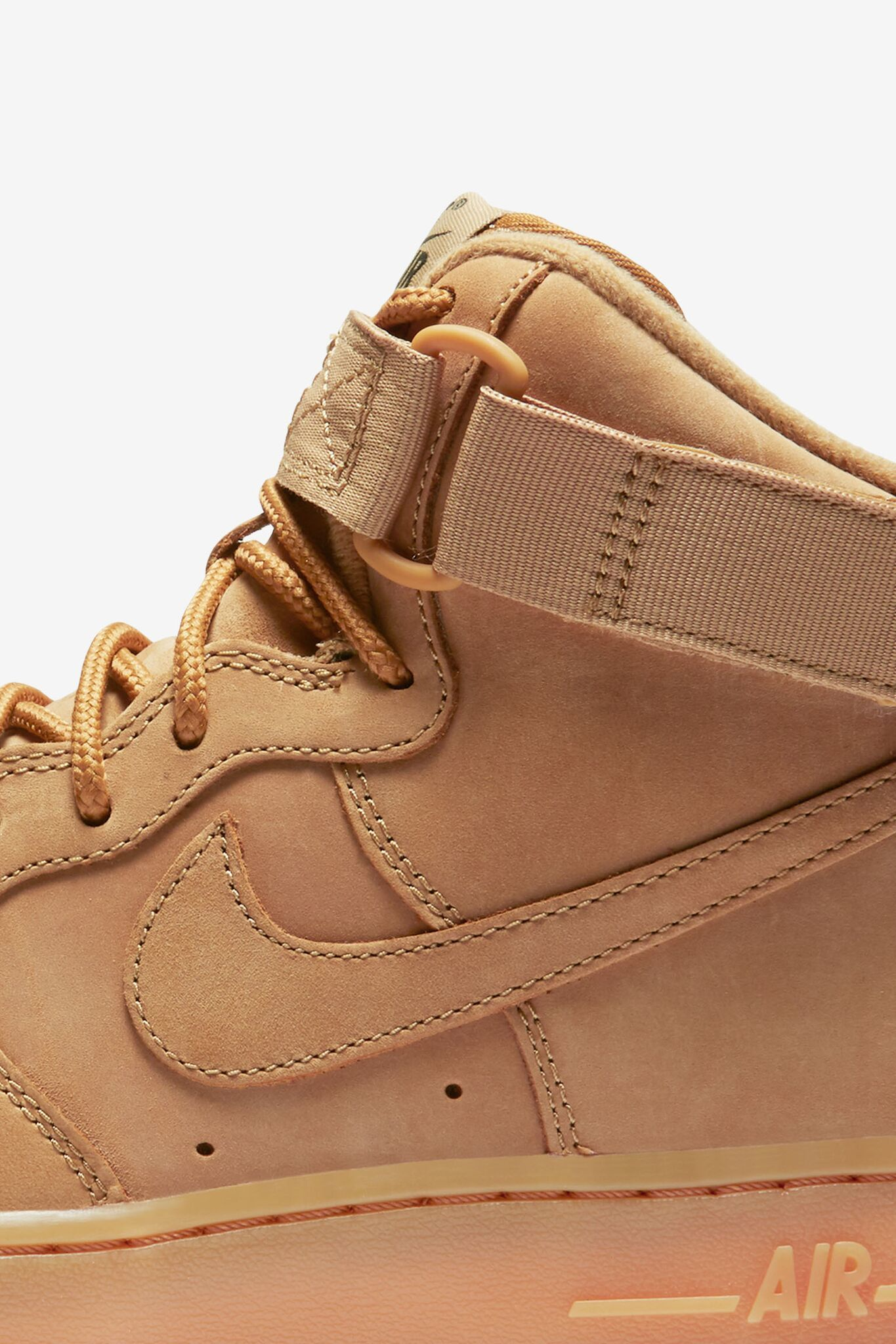 Nike Air Force 1 High 'Flax' Dames