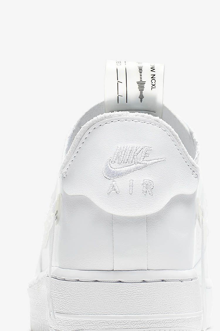 Nike Air Force 1 Low 'Noise Cancelling White' Release Date