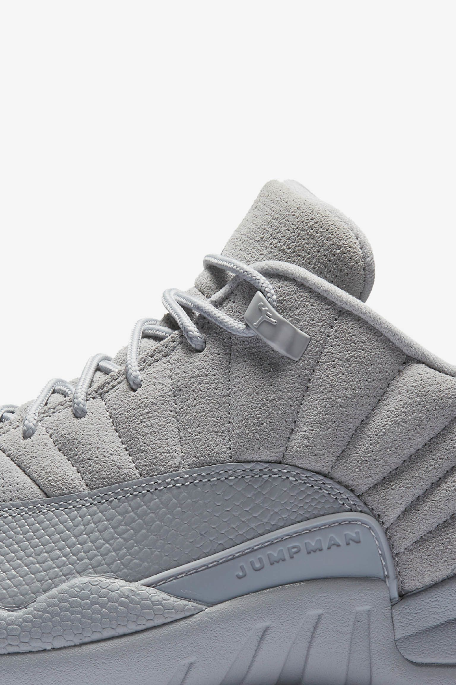 Air Jordan 12 Retro Low 'Wolf Grey'