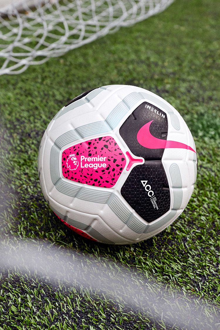 THE BALL MEANS MORE 2019/20 Premier League Merlin Ball