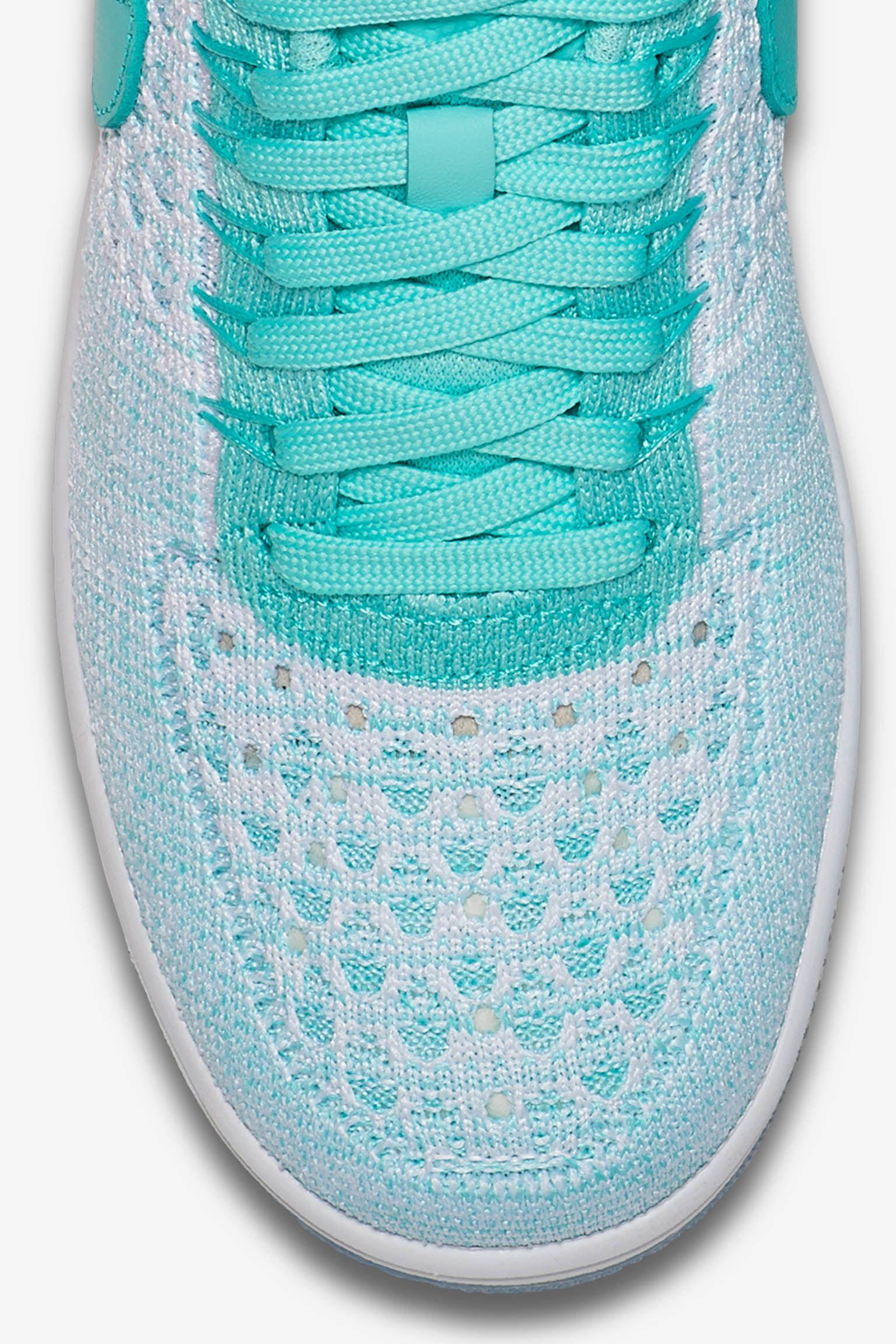 Women's Nike Air Force 1 Ultra Flyknit Low 'Hyper Turquoise'
