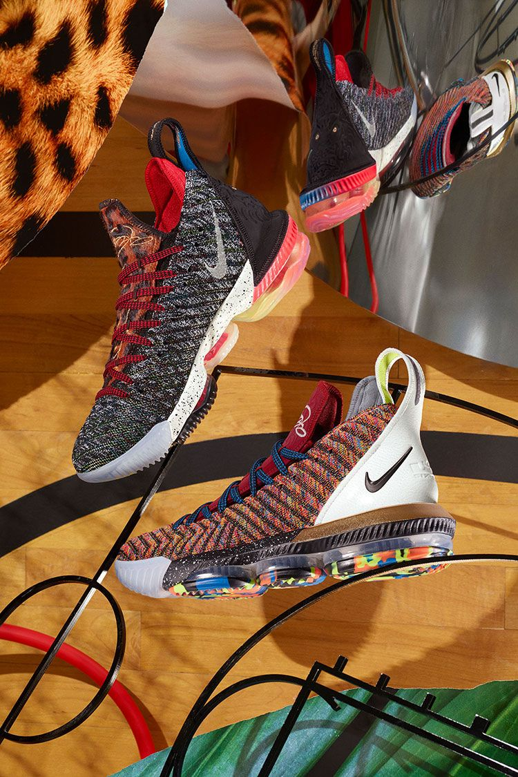 new photos d1737 29500 First Look At The Nike LeBron 16 Oreo Dr Wong Emporium of Tings