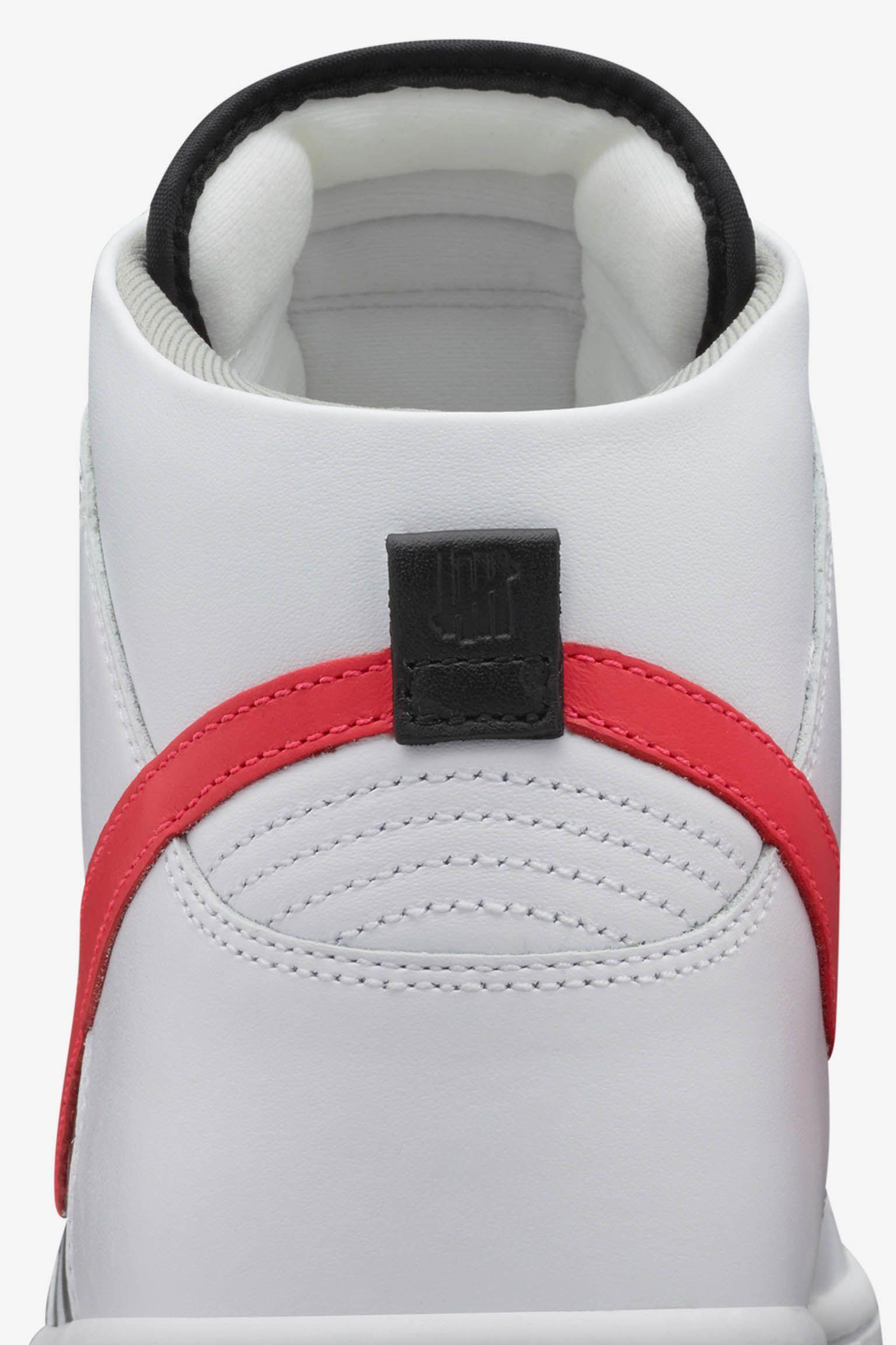 Nike Dunk Lux 'UNDFTD'