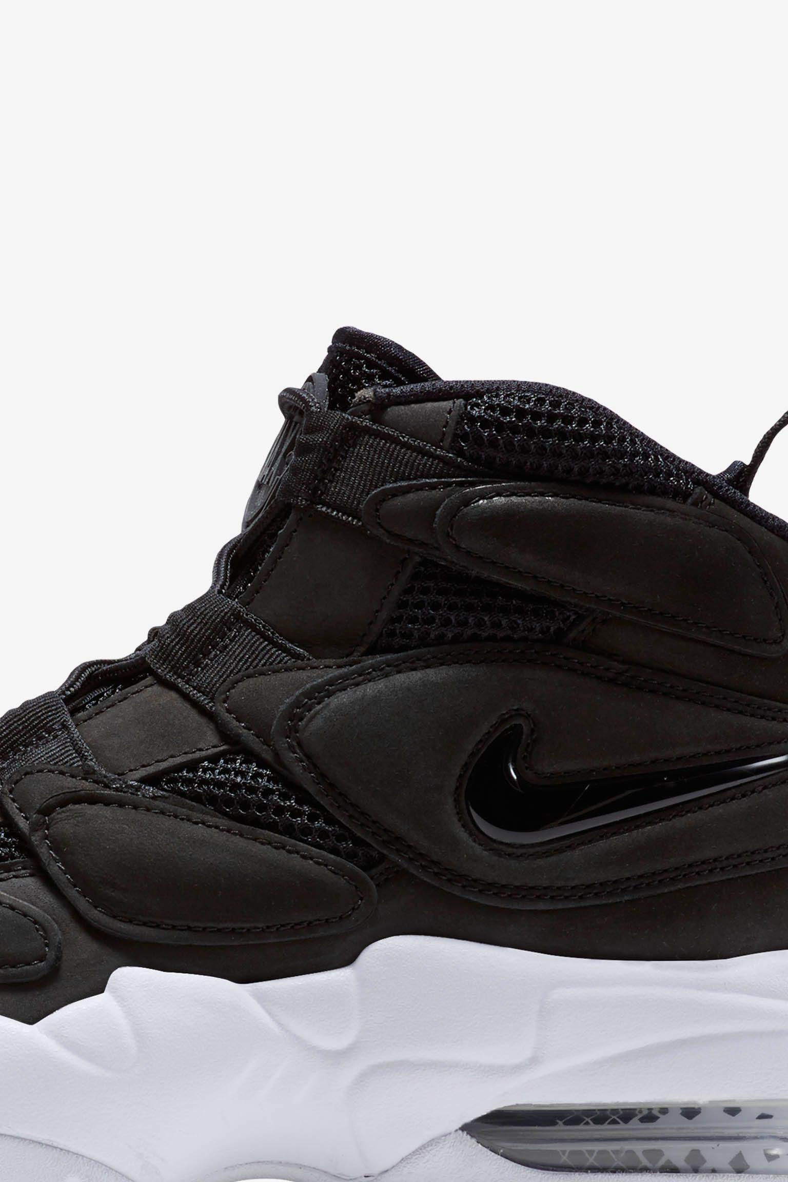 Nike Air Max2 Uptempo 'Black & White'