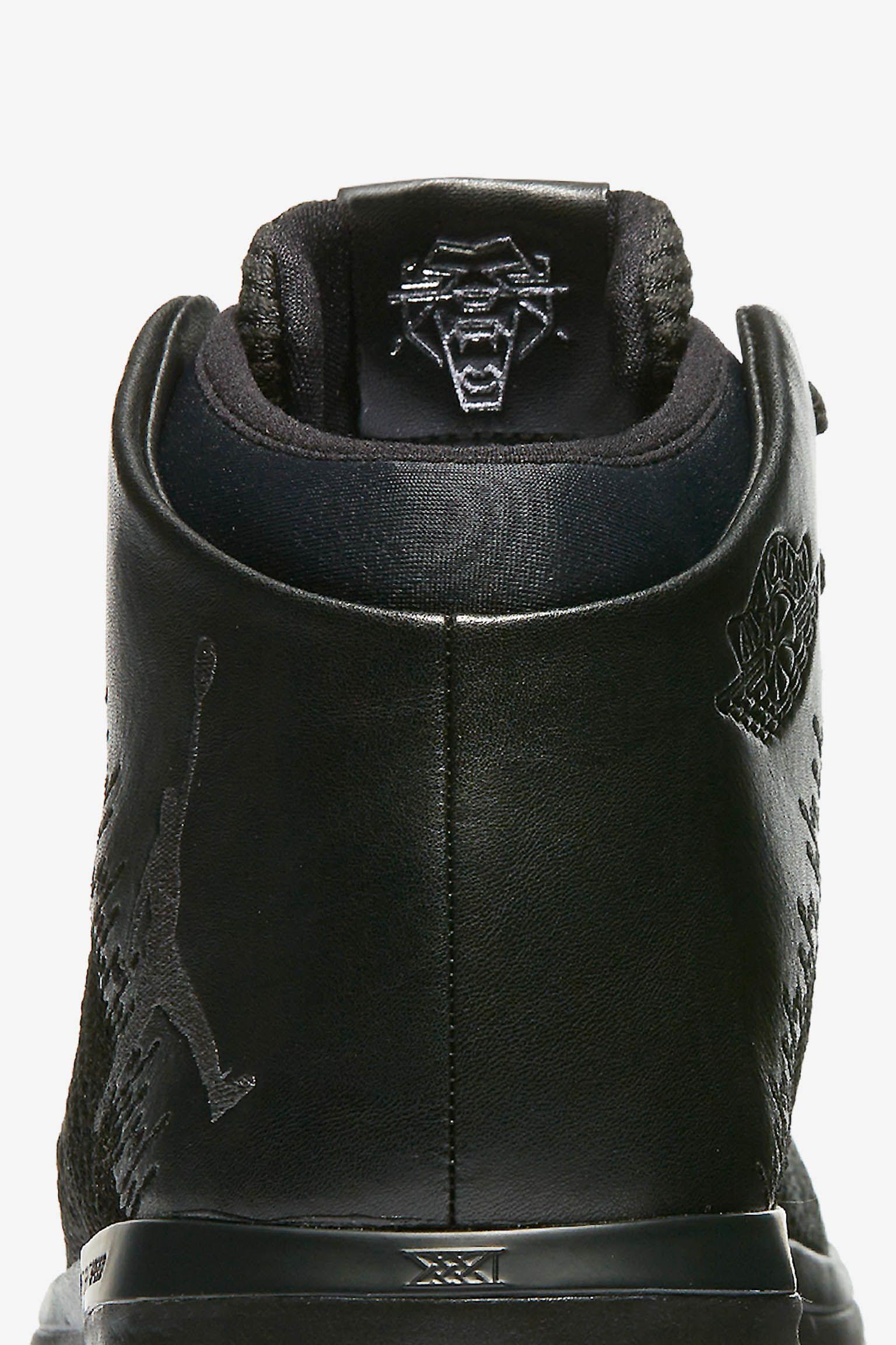 Air Jordan 31 'Black Cat'
