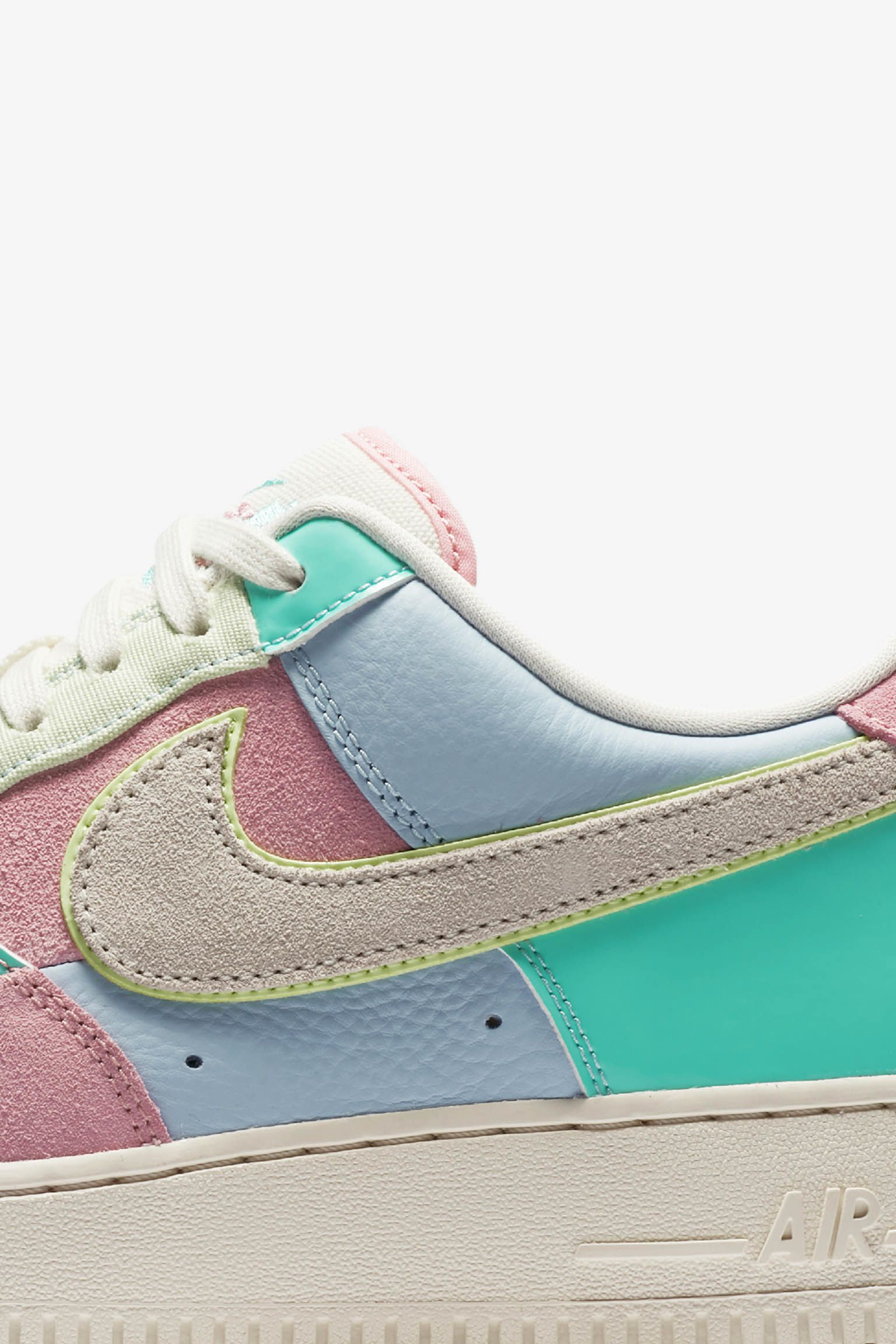 Nike Air Force 1 Low 'Ice Blue & Sail' Release Date
