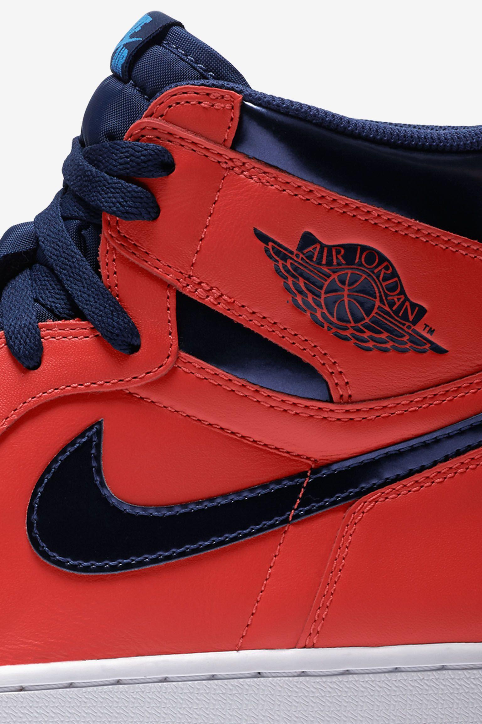 Air Jordan 1 Retro 'On Air' Release Date