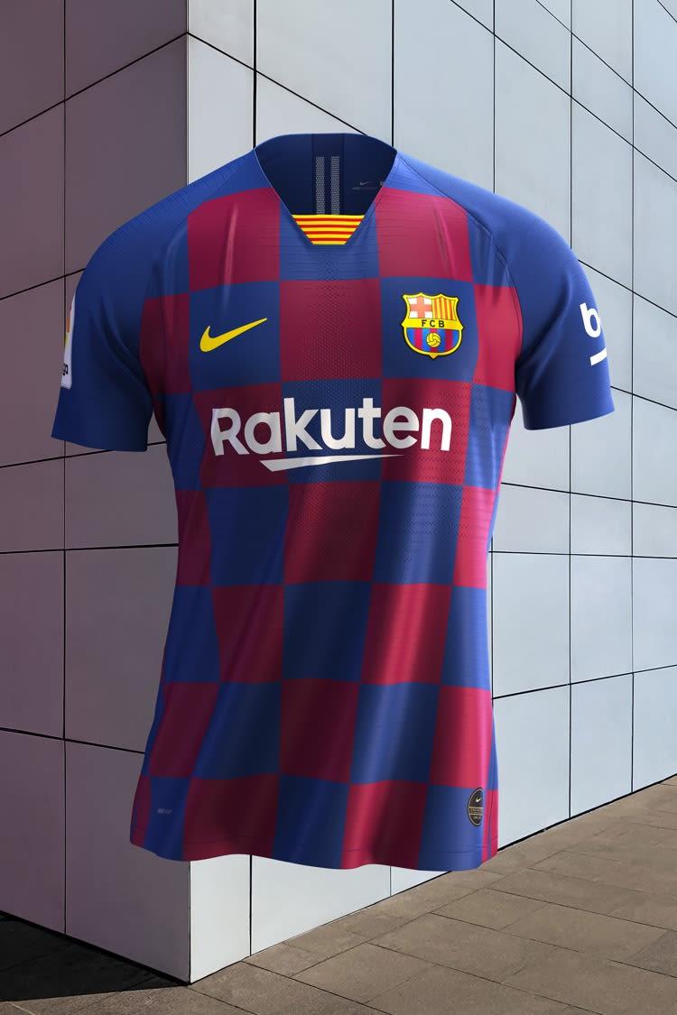 EMEA 2019/20 FC Barcelona Stadium Home Jersey