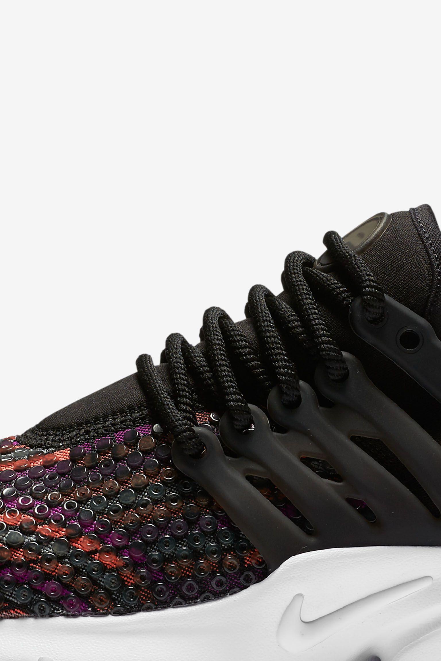 Women's Nike Air Presto Jacquard Premium 'Hot Lava'