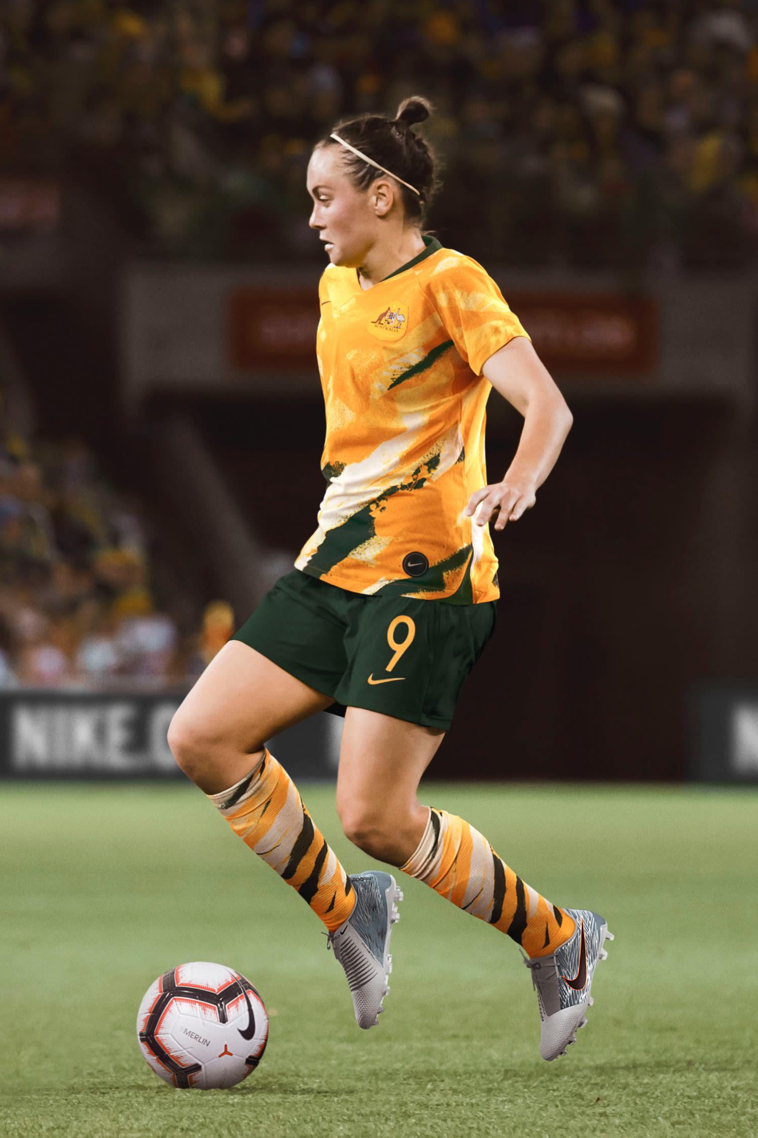 Australia Women's National Team 2019