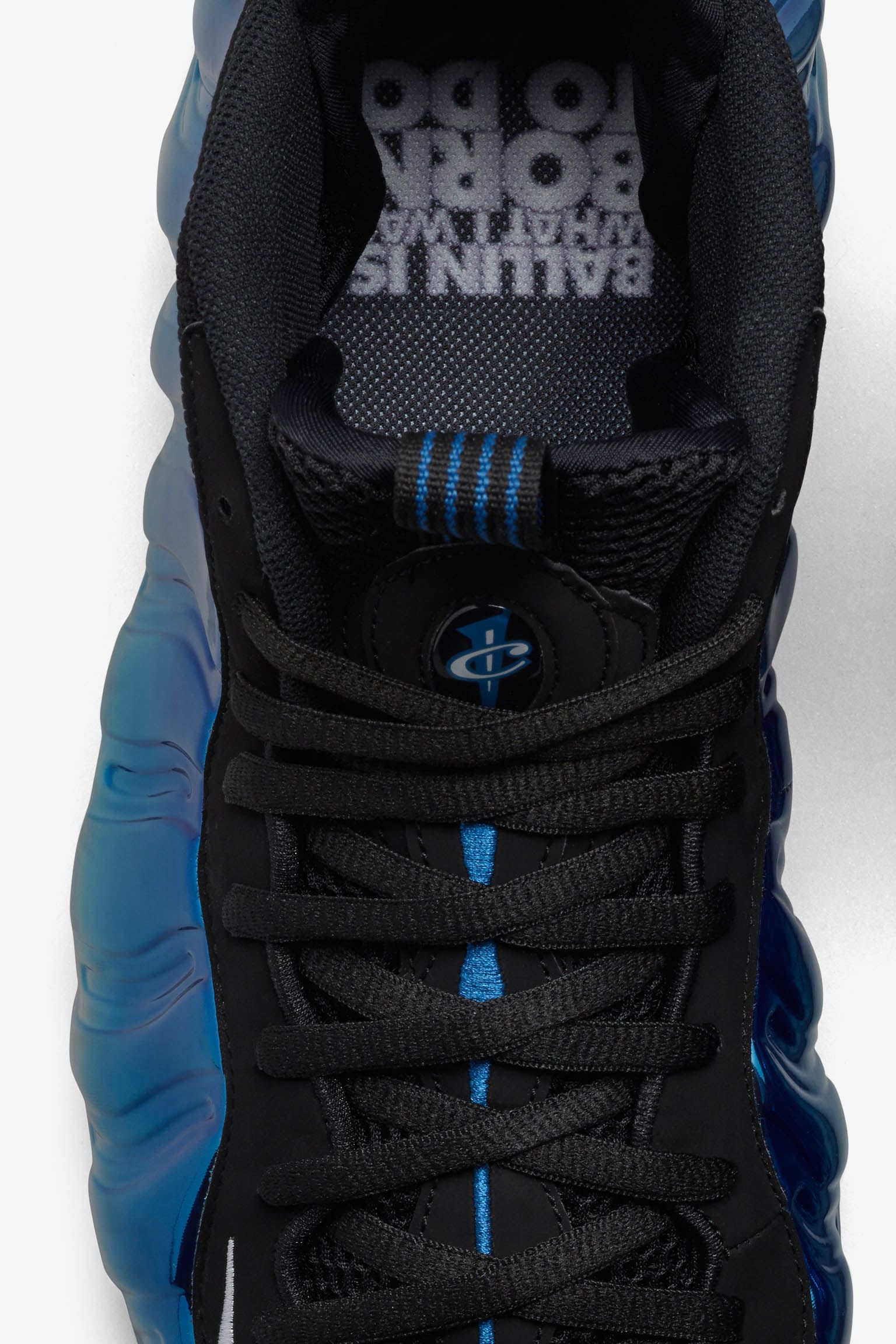 Nike Air Foamposite One 'Blue Mirror' Release Date