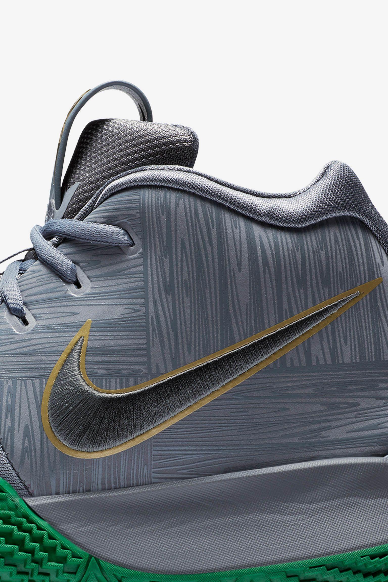 Nike Kyrie 4 'Parquet Legends' Release Date