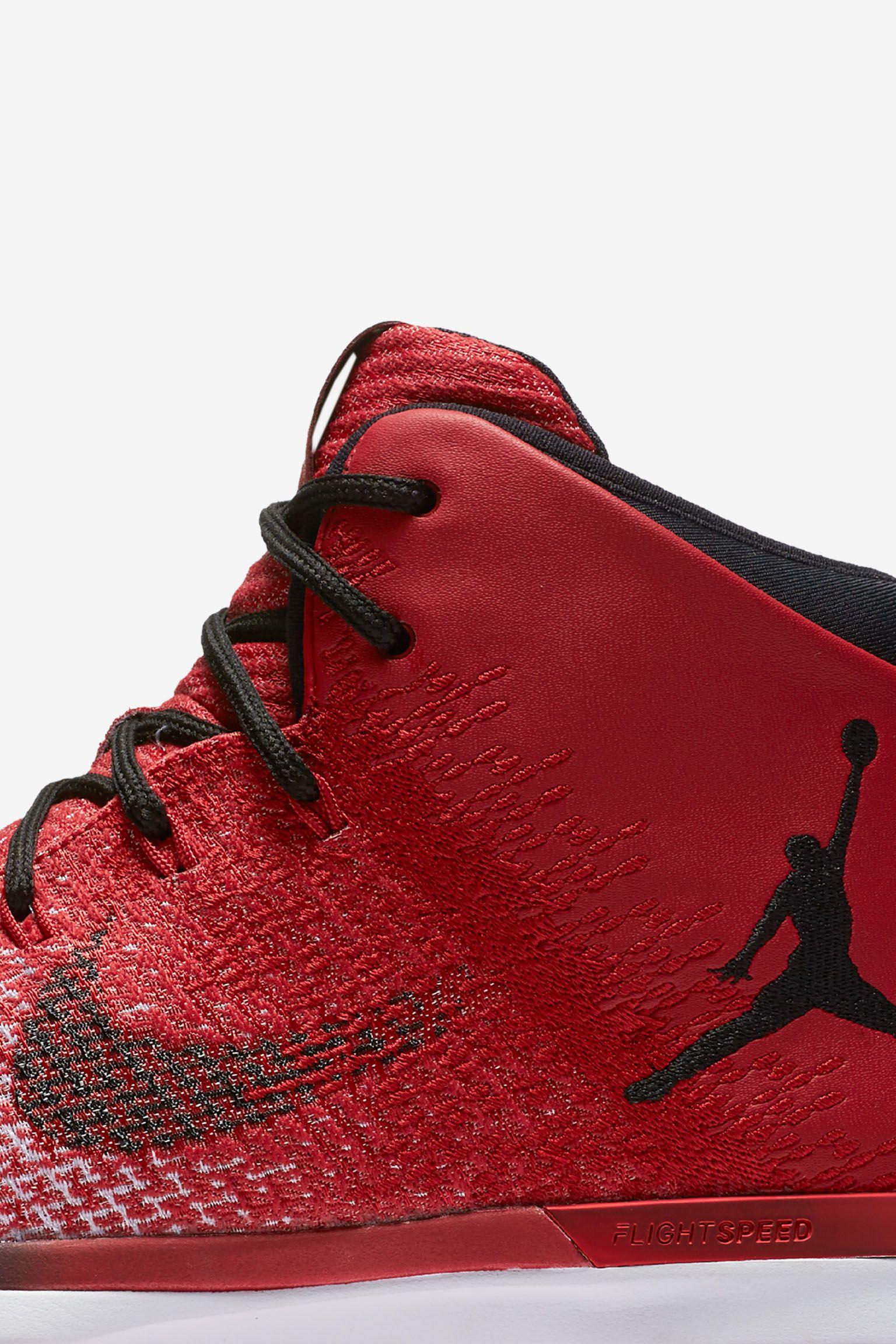 Air Jordan 31 'Chicago' Release Date