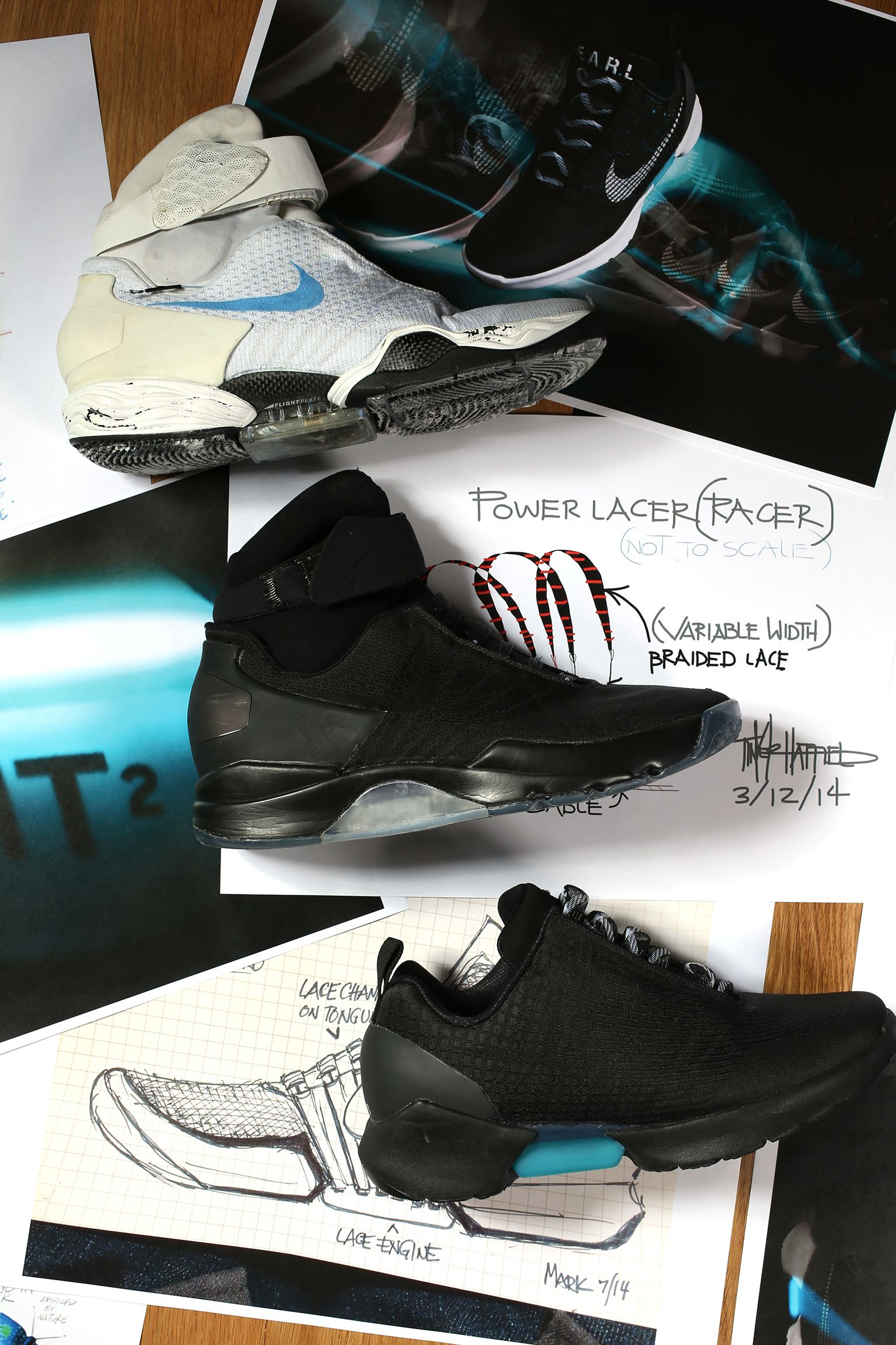 Behind the Design: Nike Hyperadapt 1.0