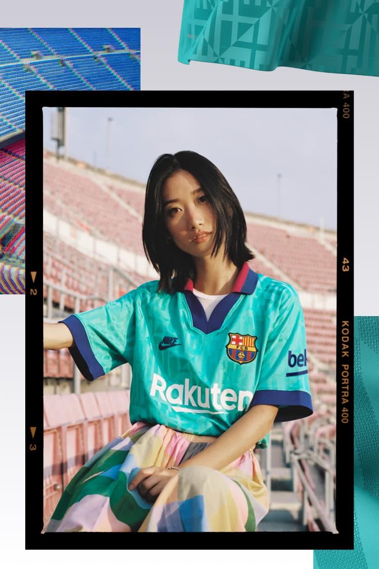 best authentic 45405 b449a 2019/20 FC BARCELONA STADIUM THIRD KIT. Nike.com