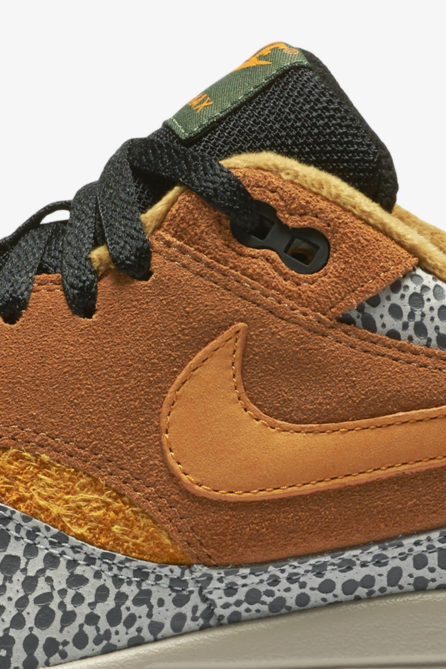 Nike Air Max 1 'Safari' Release Date