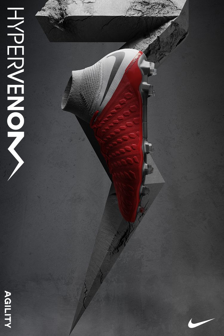 Raised on Concrete Hypervenom III Elite DF FG
