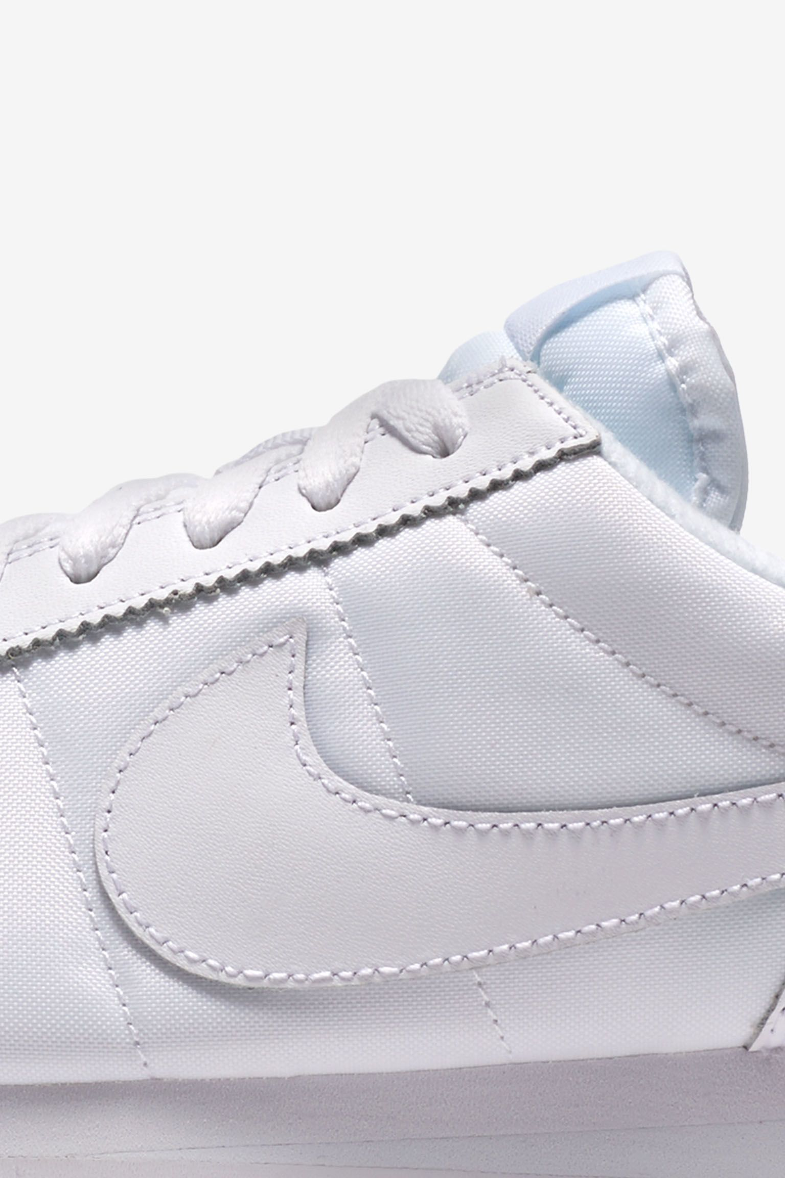 Nike Cortez 'All White'