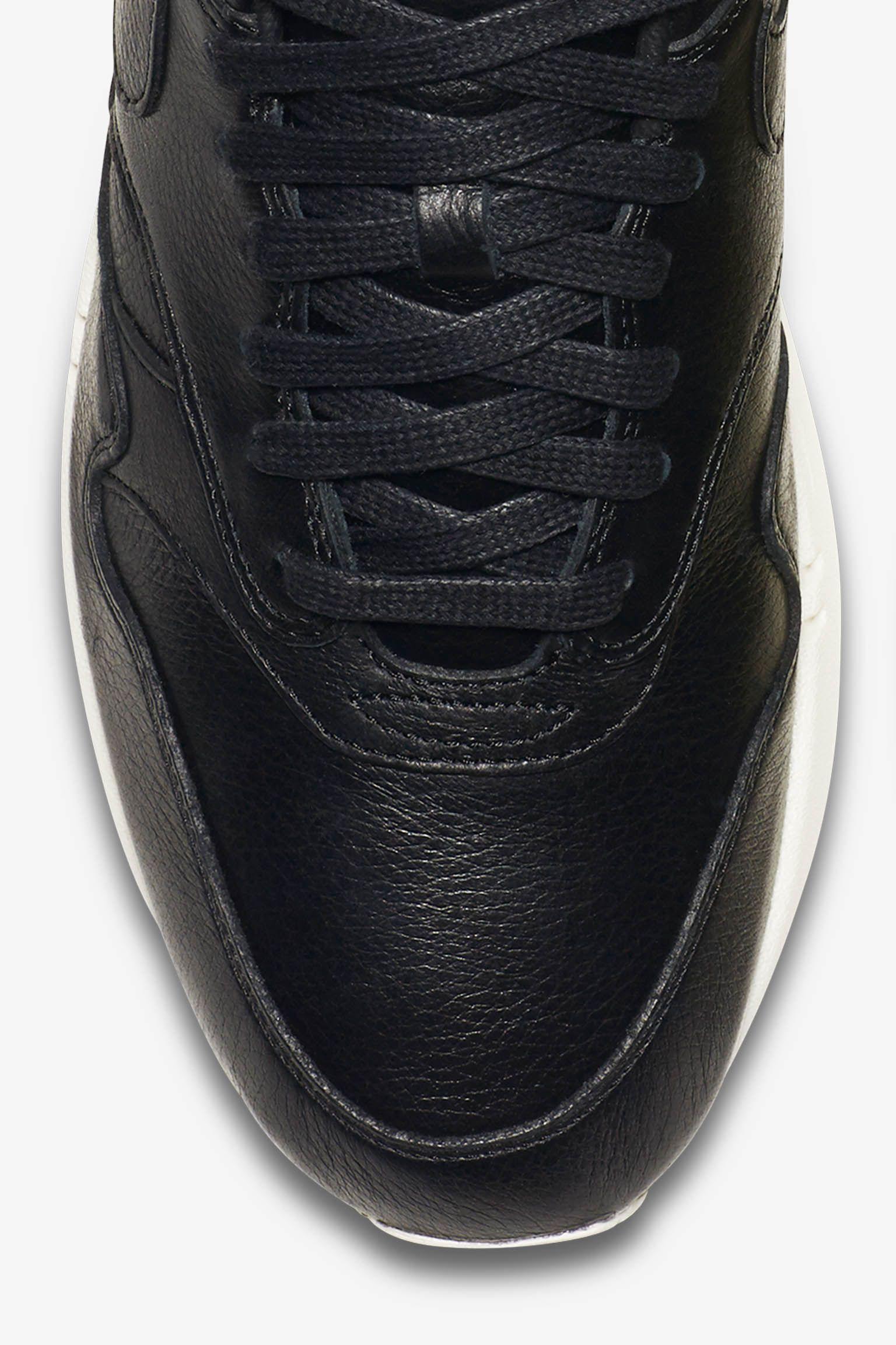 NikeLab Air Max 1 Pinnacle 'Black & Sail'