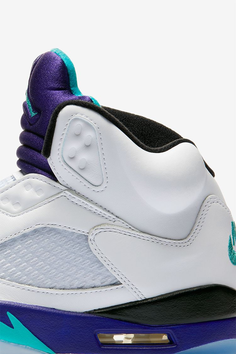 Air Jordan 5 'Fresh Prince' Release Date