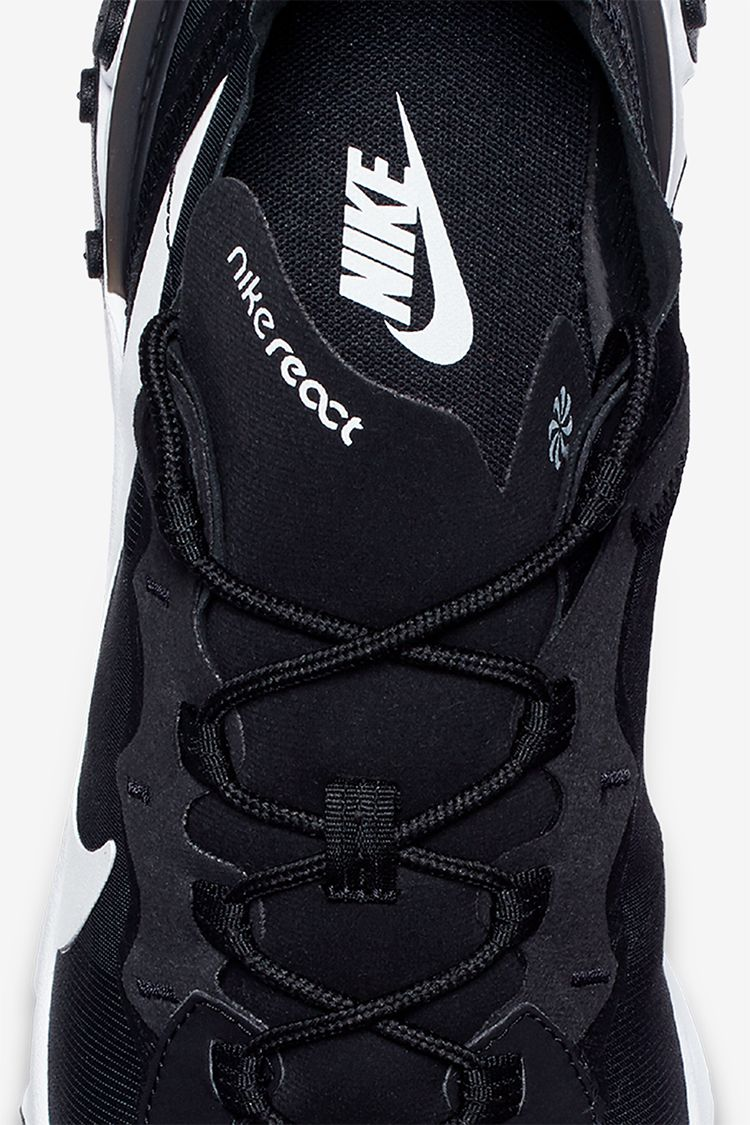 Nike React Element 55 'Black & White' Release Date