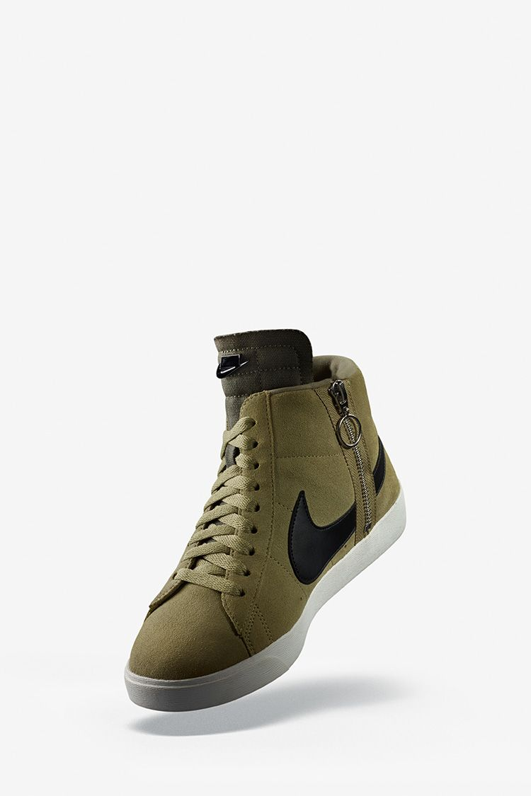 Women s Blazer Mid Rebel  Neutral Olive  Release Date. Nike+ SNKRS d8a9f864cf