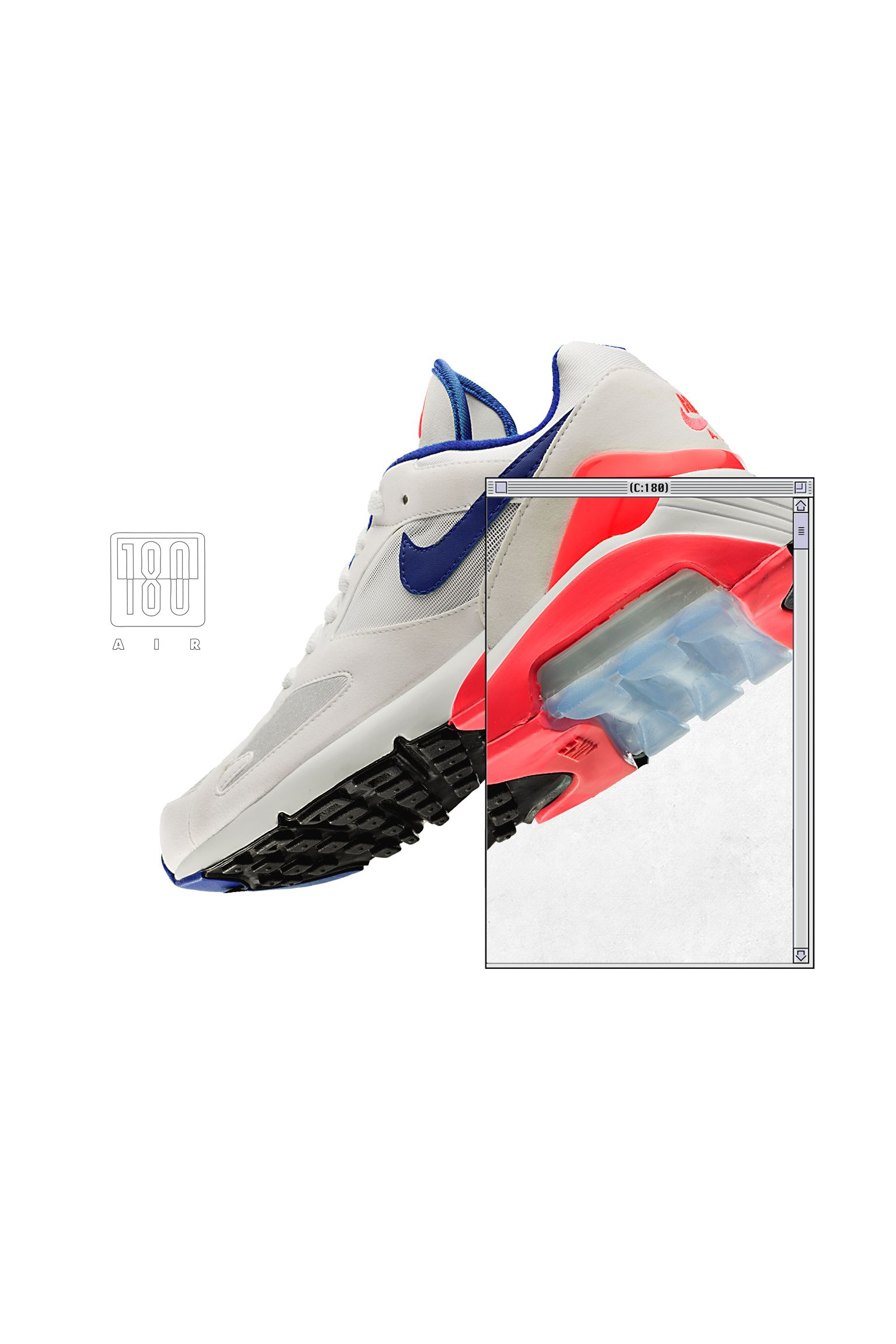 finest selection 2c68f b25a4 WMNS AIR MAX 180