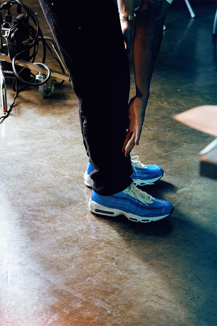Nike By You: Heron Preston 720 + 95