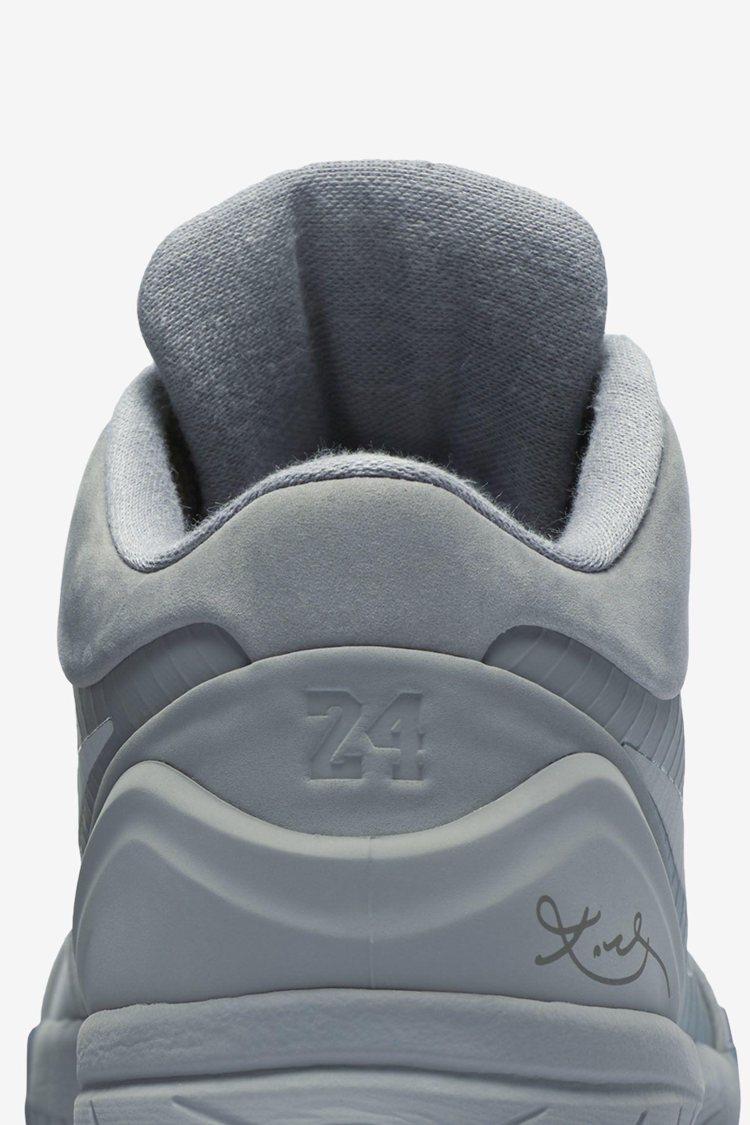 Nike Kobe 4 'Black Mamba' Release Date
