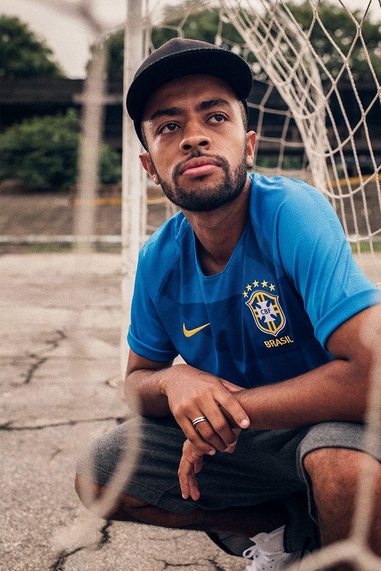 2018 赛季巴西队客场球迷服