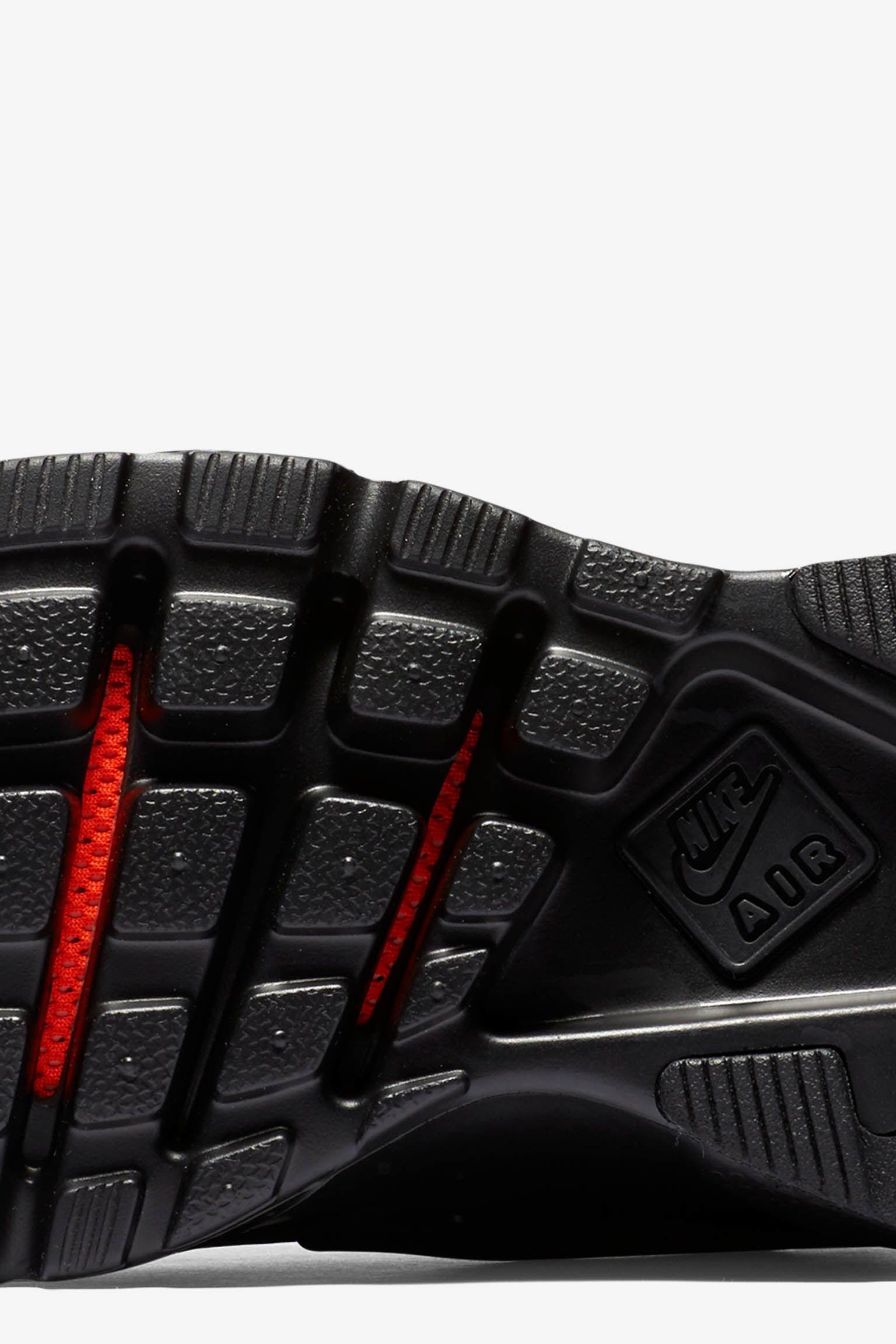 Nike Air Huarache Ultra Breathe 'Triple Black'