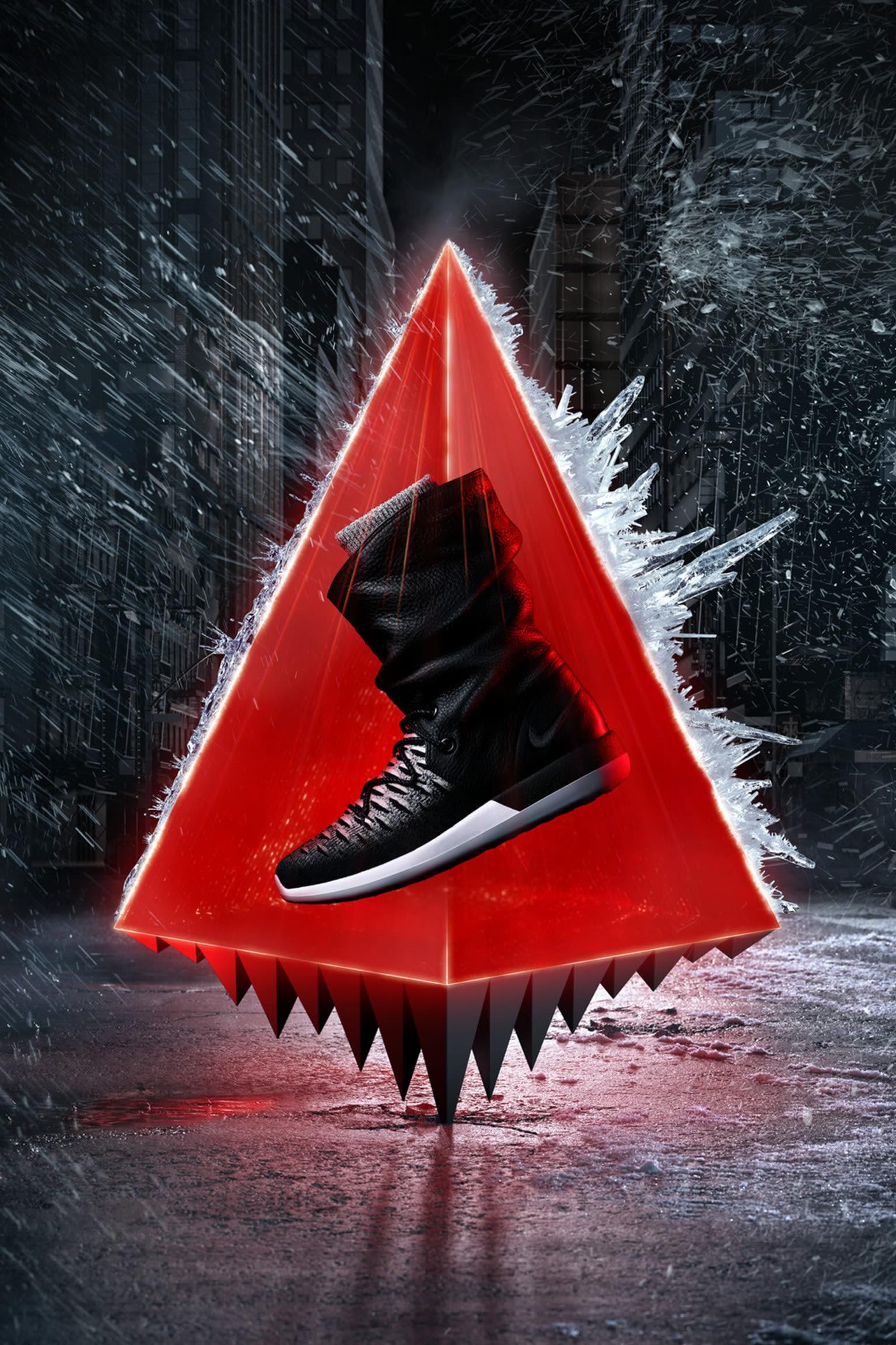 Collection Nike SneakerBoots: Quand légendaire rime avec nécessaire