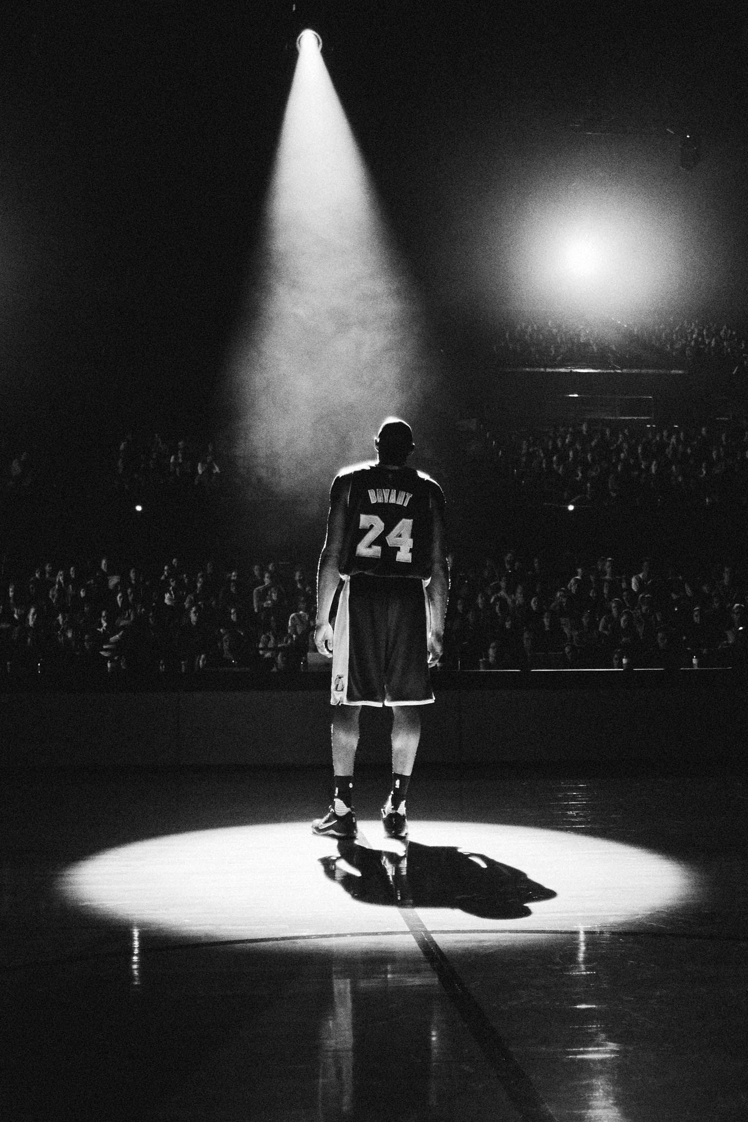 The Conductor: A Salute to Kobe's Final Performance