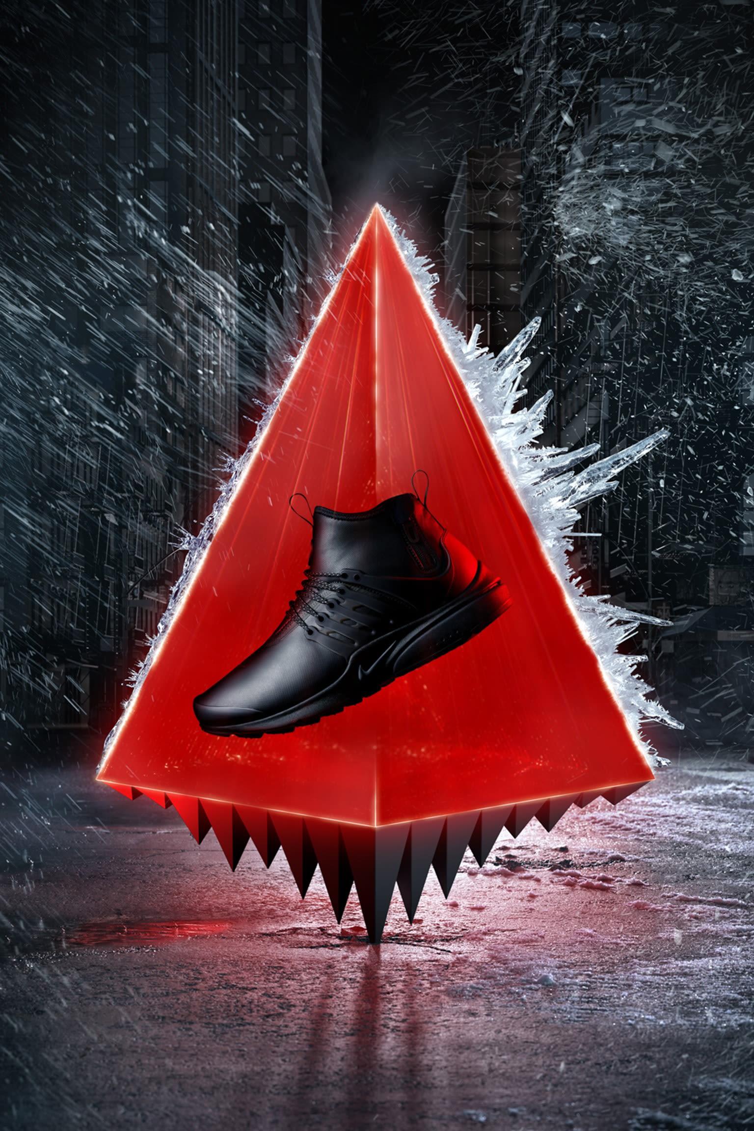 Kolekce Nike SneakerBoots: proslulost se snoubí s nezbytností