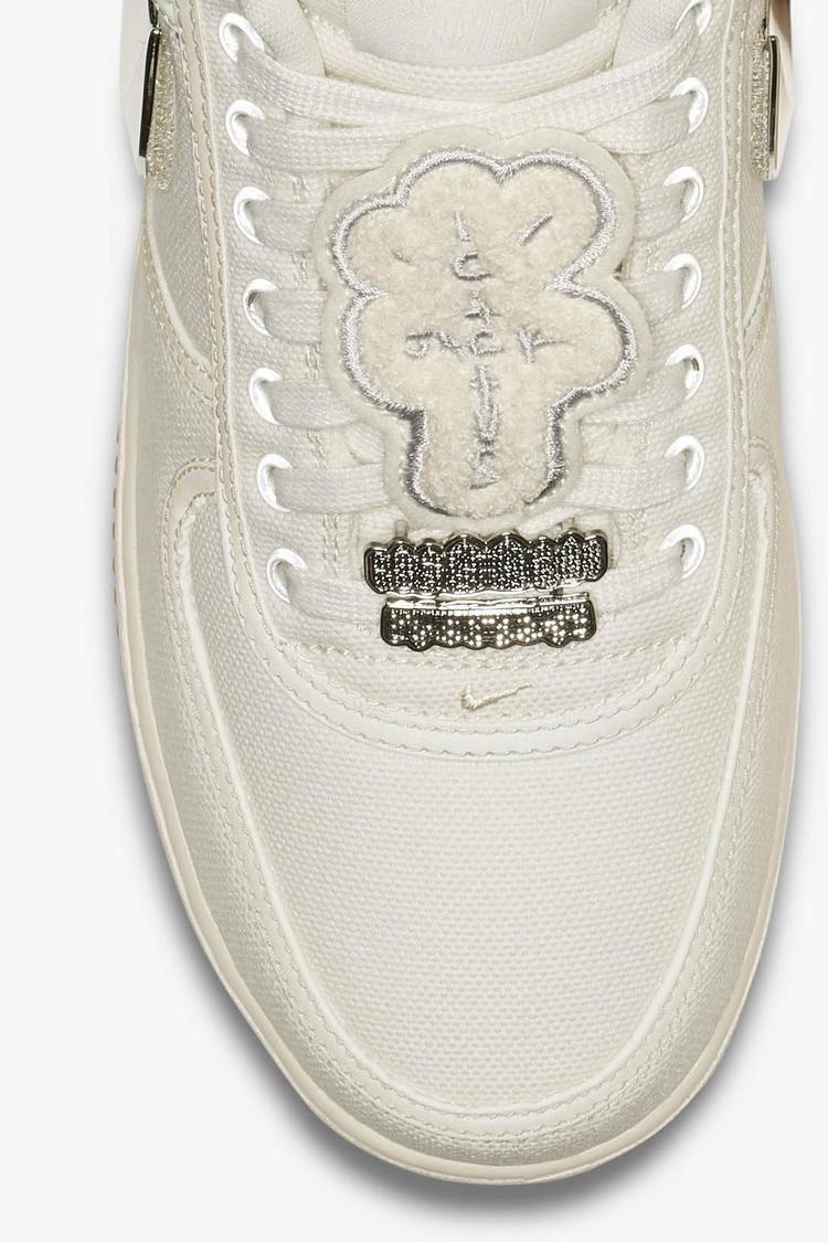 Nike Air Force 1 Low 'Travis Scott' Release Date